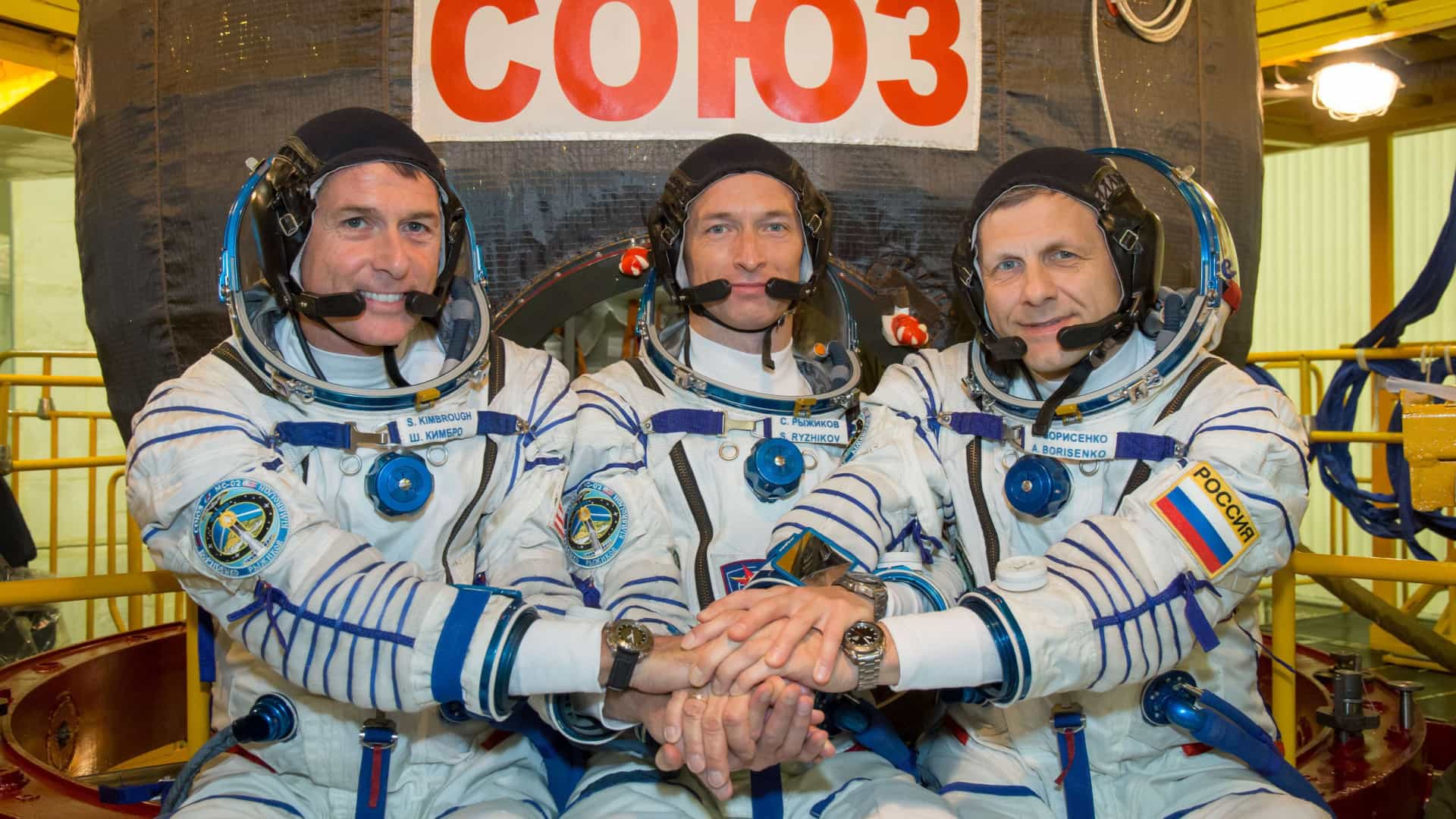 Expedição para Estação Espacial Internacional  será lançada hoje