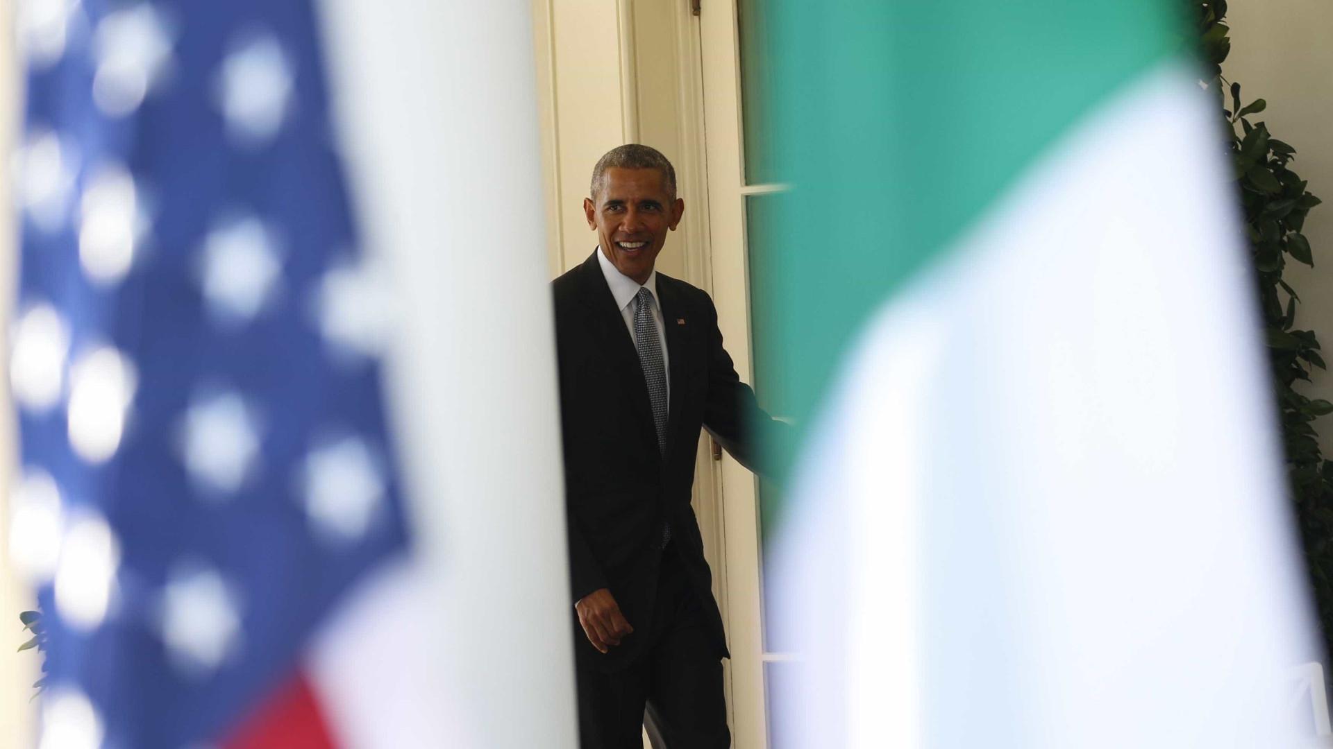 Obama nega manipulação eleitoral e diz  para Trump parar de reclamar