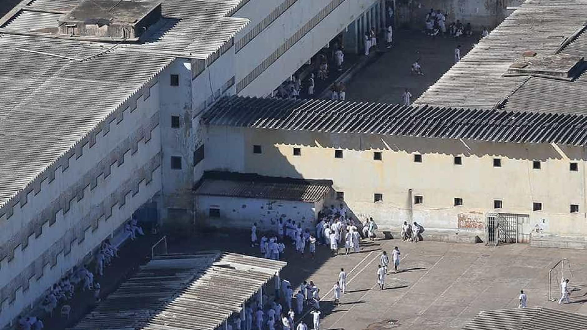 Visitas nos presídios do Distrito Federal estão suspensas