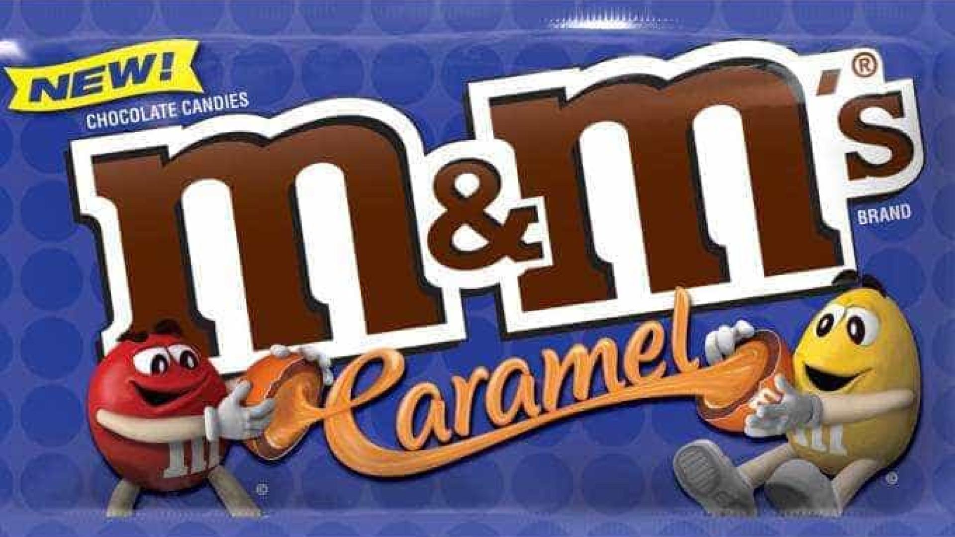 Após 75 anos de marca, chocolate M&M's terá novo recheio