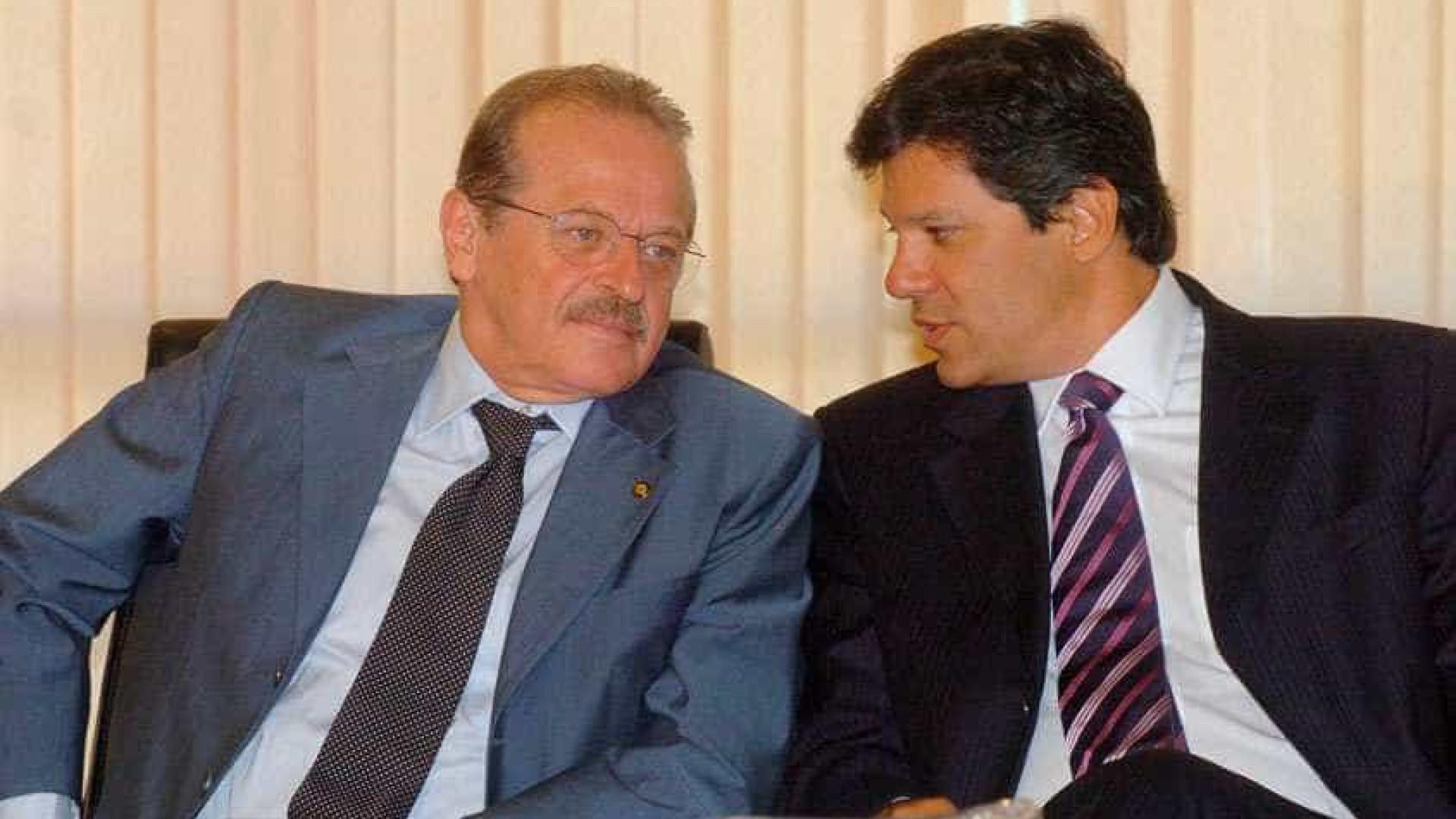 Tarso Genro lança Haddad à presidência do PT