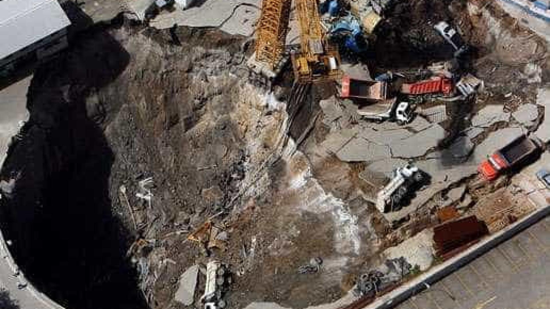 Cratera no metrô: promotores podem ser investigados por propina