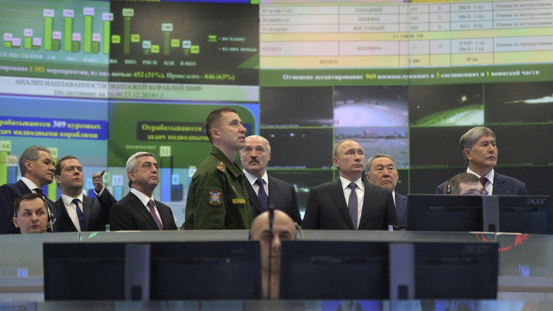 Russia cria sua própria Internet 'militar'