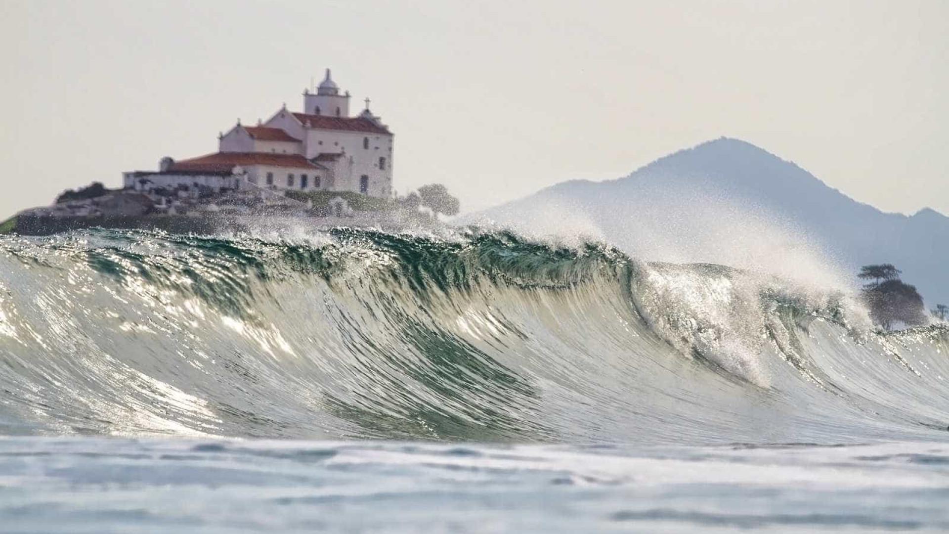 Etapa brasileira do Mundial de Surfe deixa Barra e vai à Saquarema