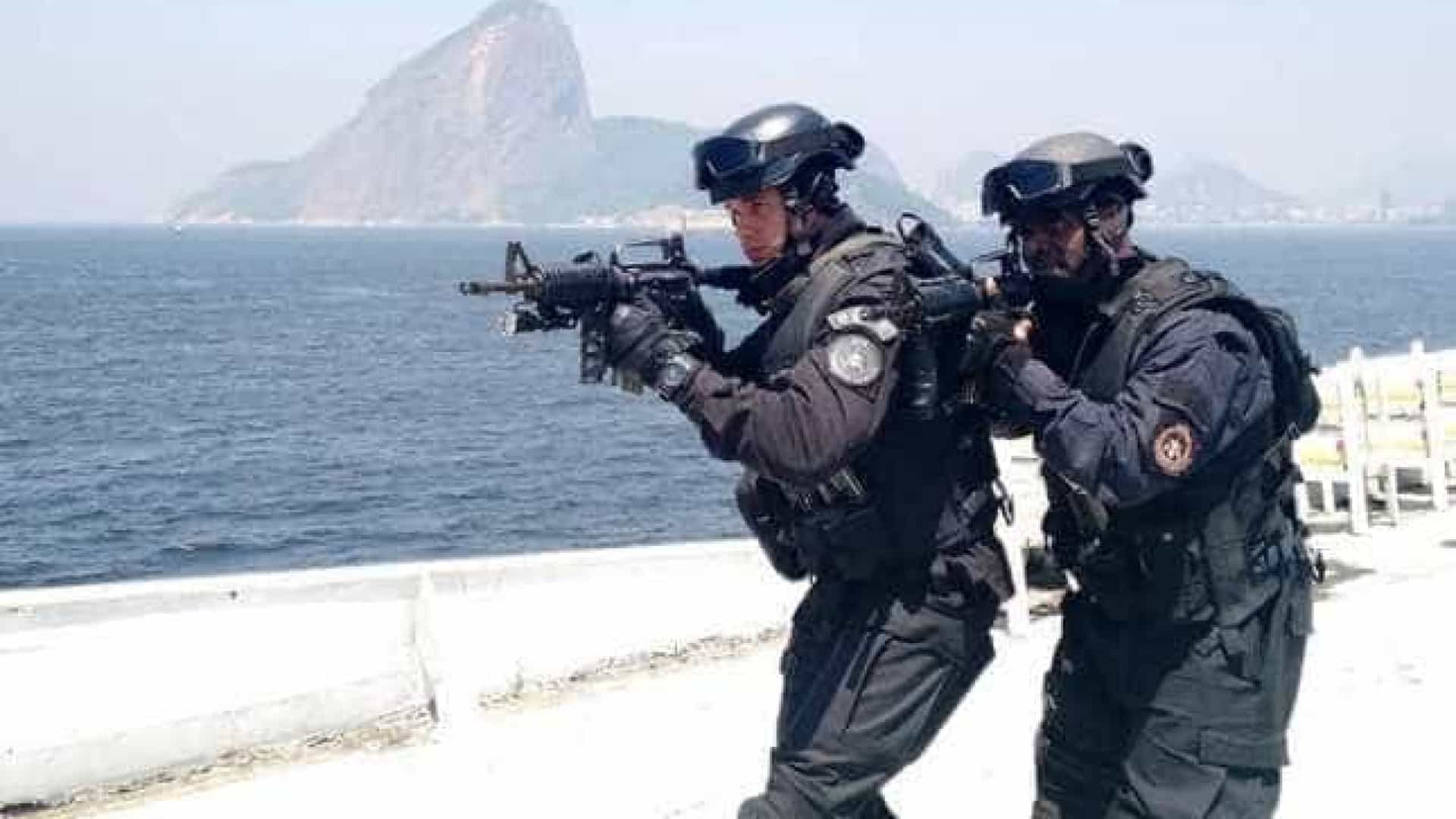 Armas da Rio-2016 serão enviadas para RR para conter crise de segurança