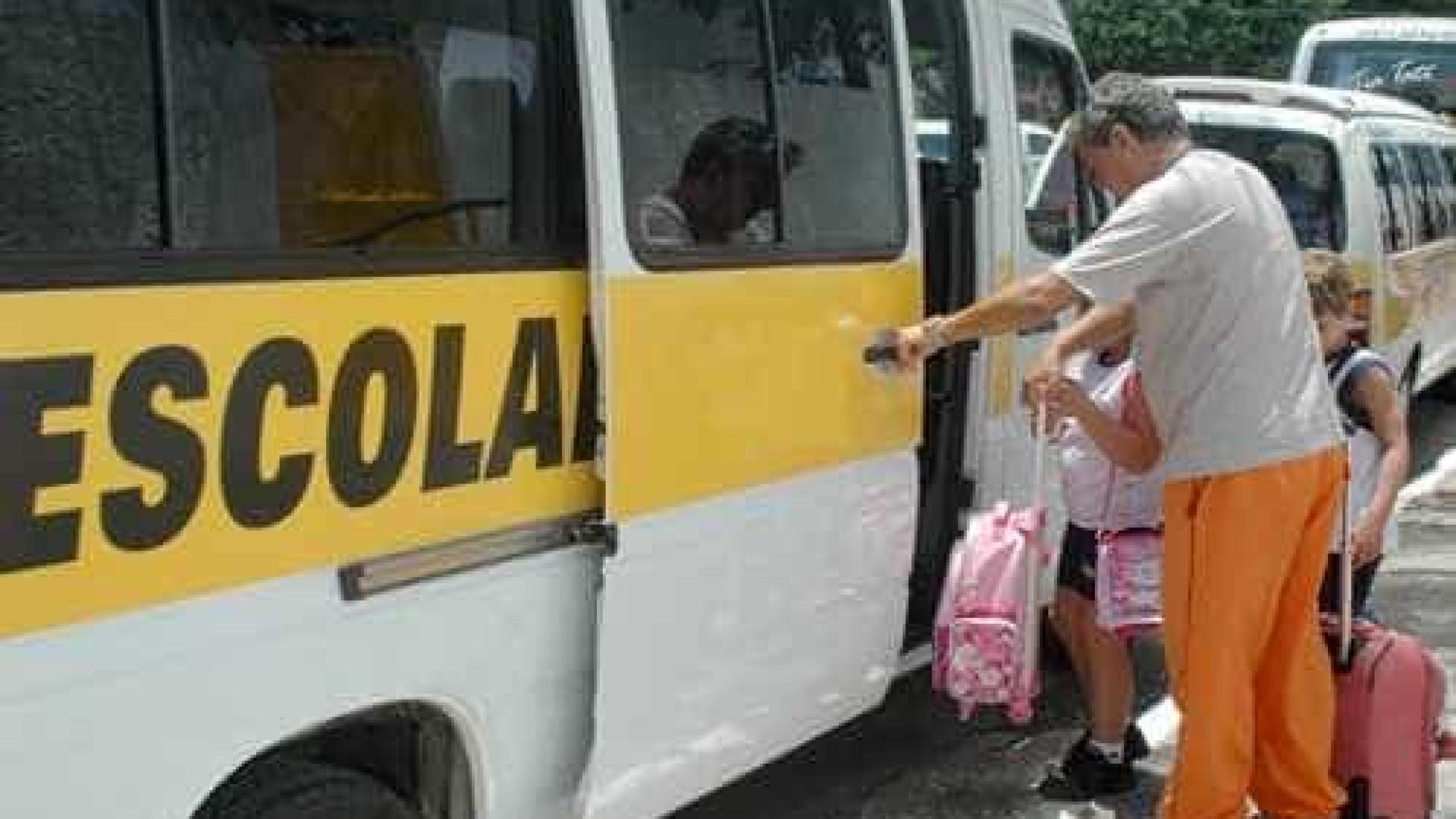 MEC anuncia reajuste de 20% para programa de transporte escolar