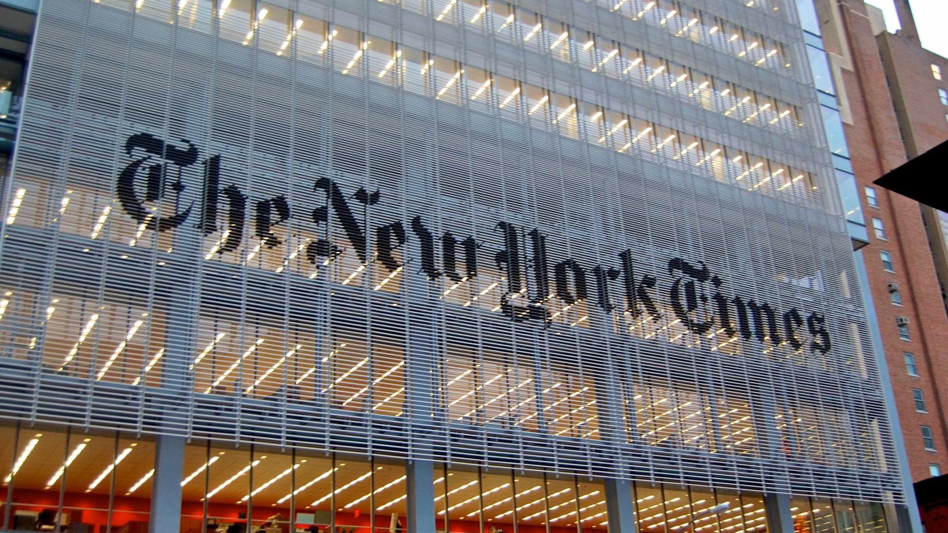 Entidade de defesa da imprensa apoia jornais que criticaram Trump