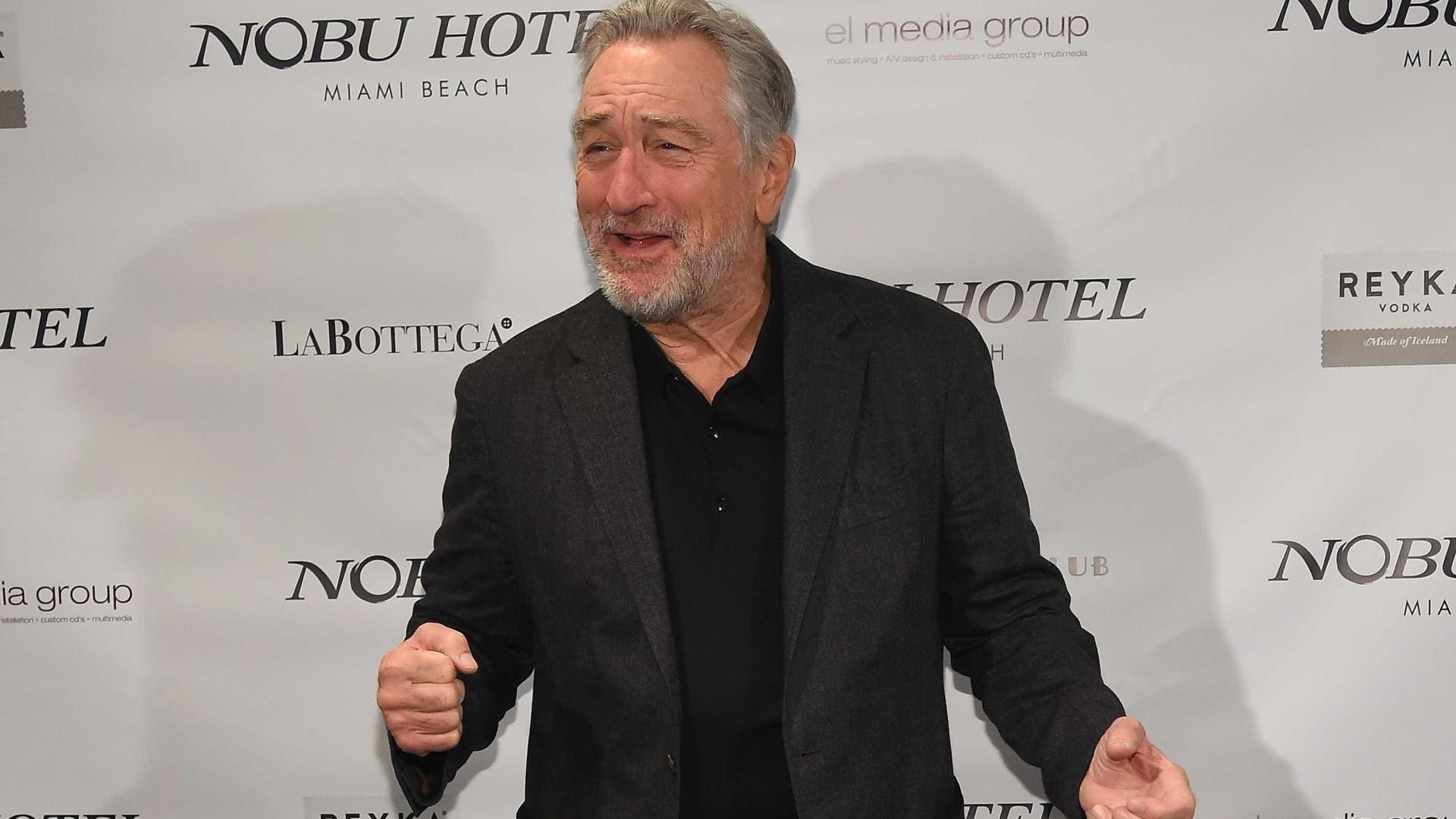 Robert De Niro defende  Meryl Streep em carta; leia