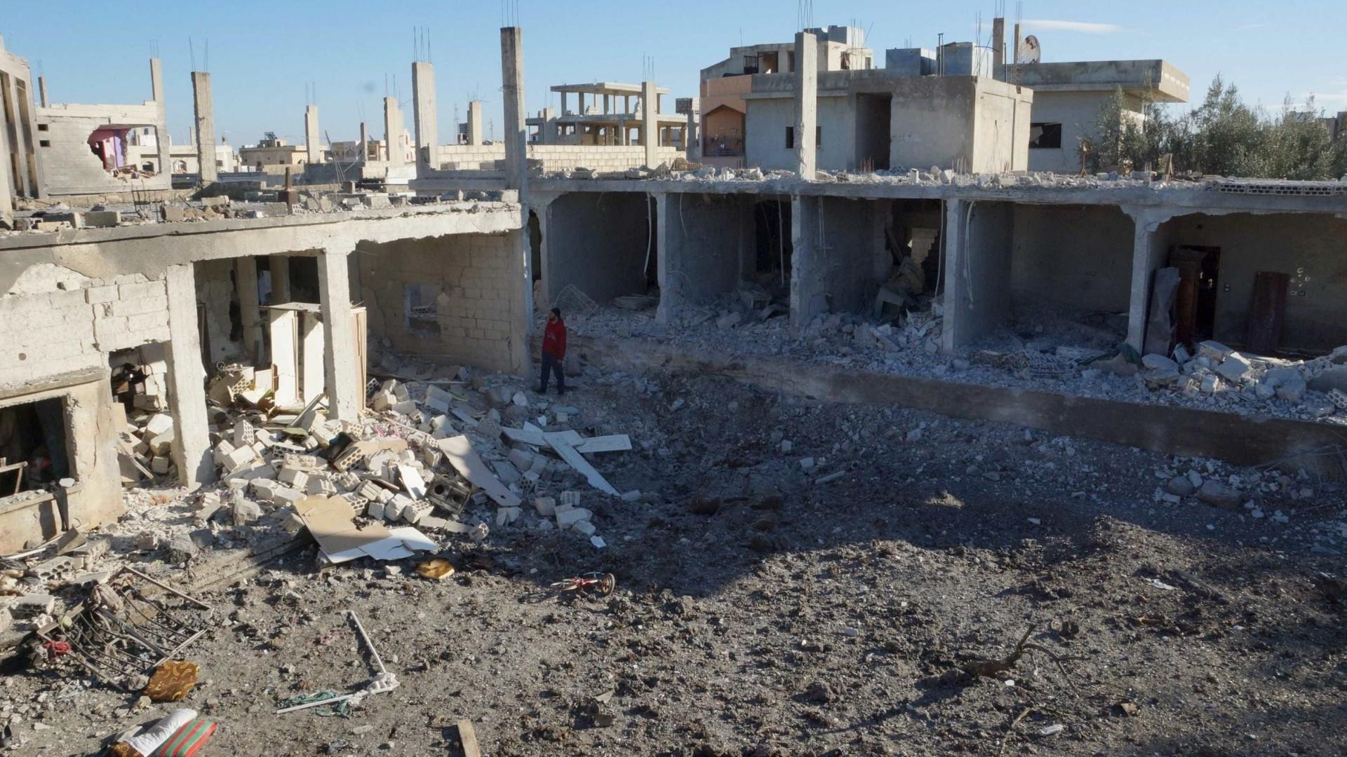 Guerra da Síria já matou mais de 360 mil pessoas