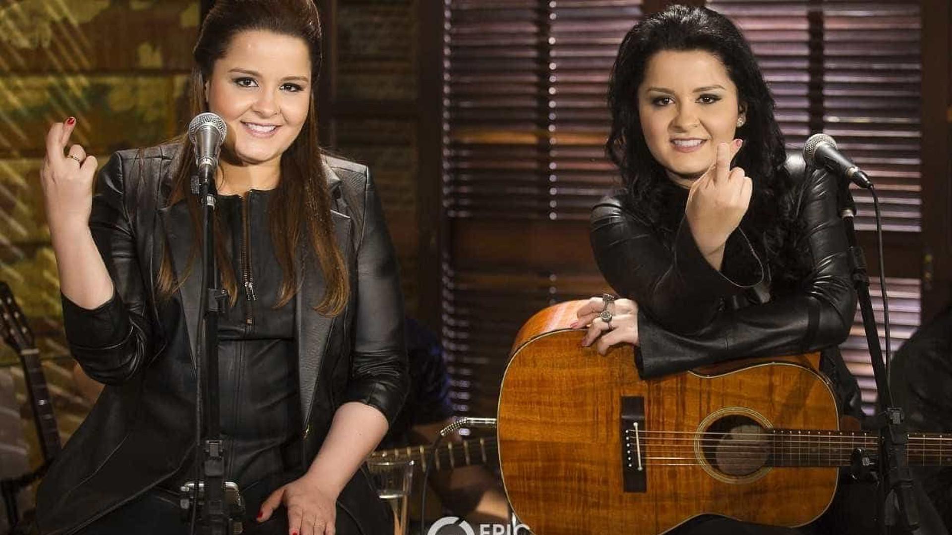 Maiara e Maraisa mantém agenda de shows após acidente de avião