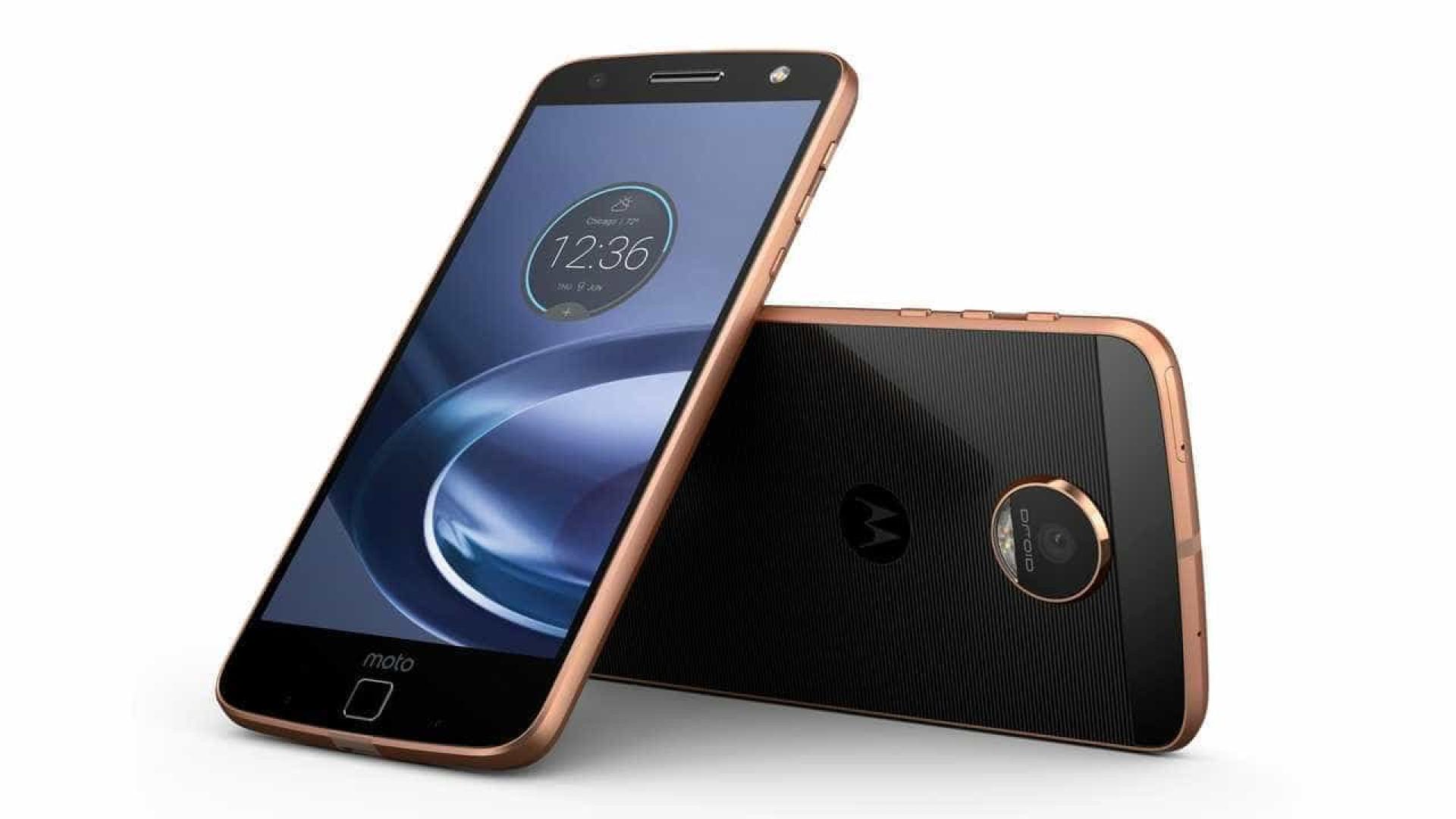 Moto Z é o primeiro smartphone do Brasil a receber o Android 7.0