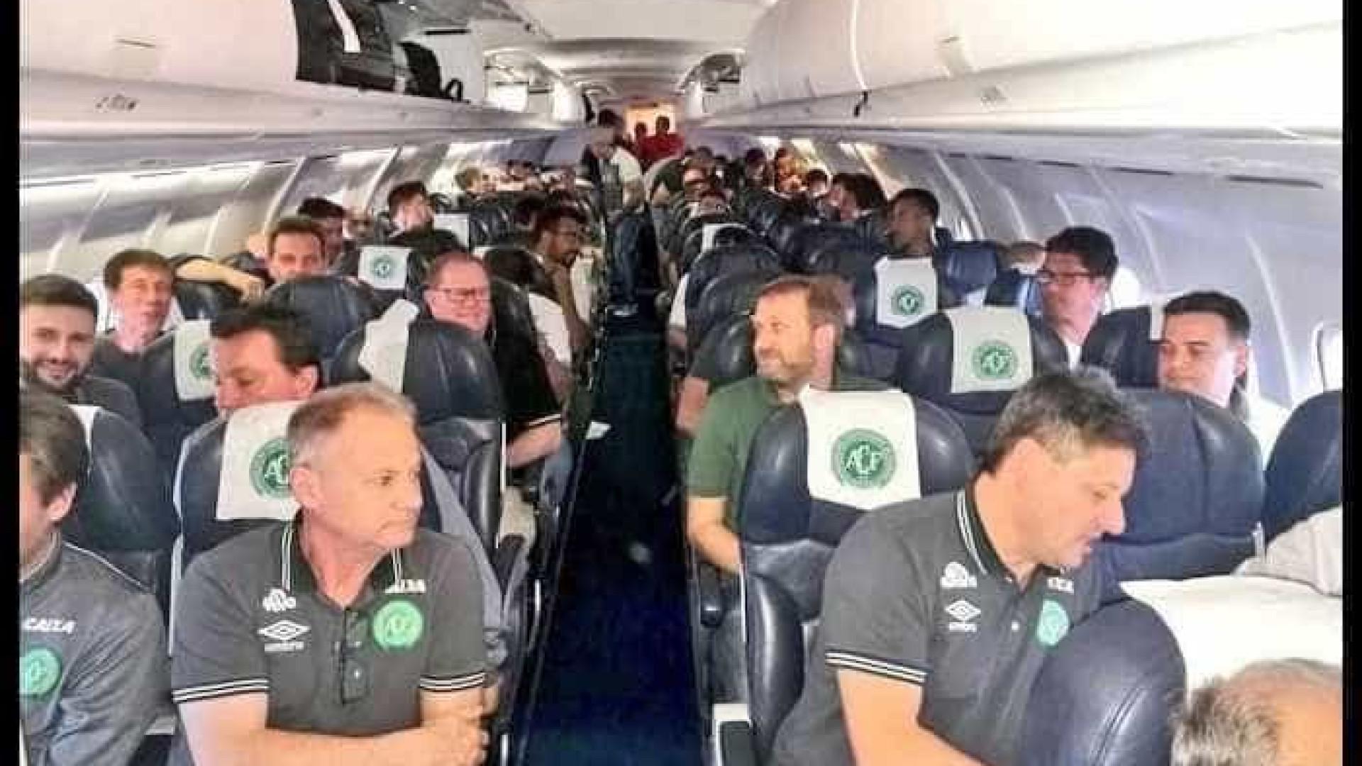 Veja os jogadores da Chapecoense que estavam no avião que caiu