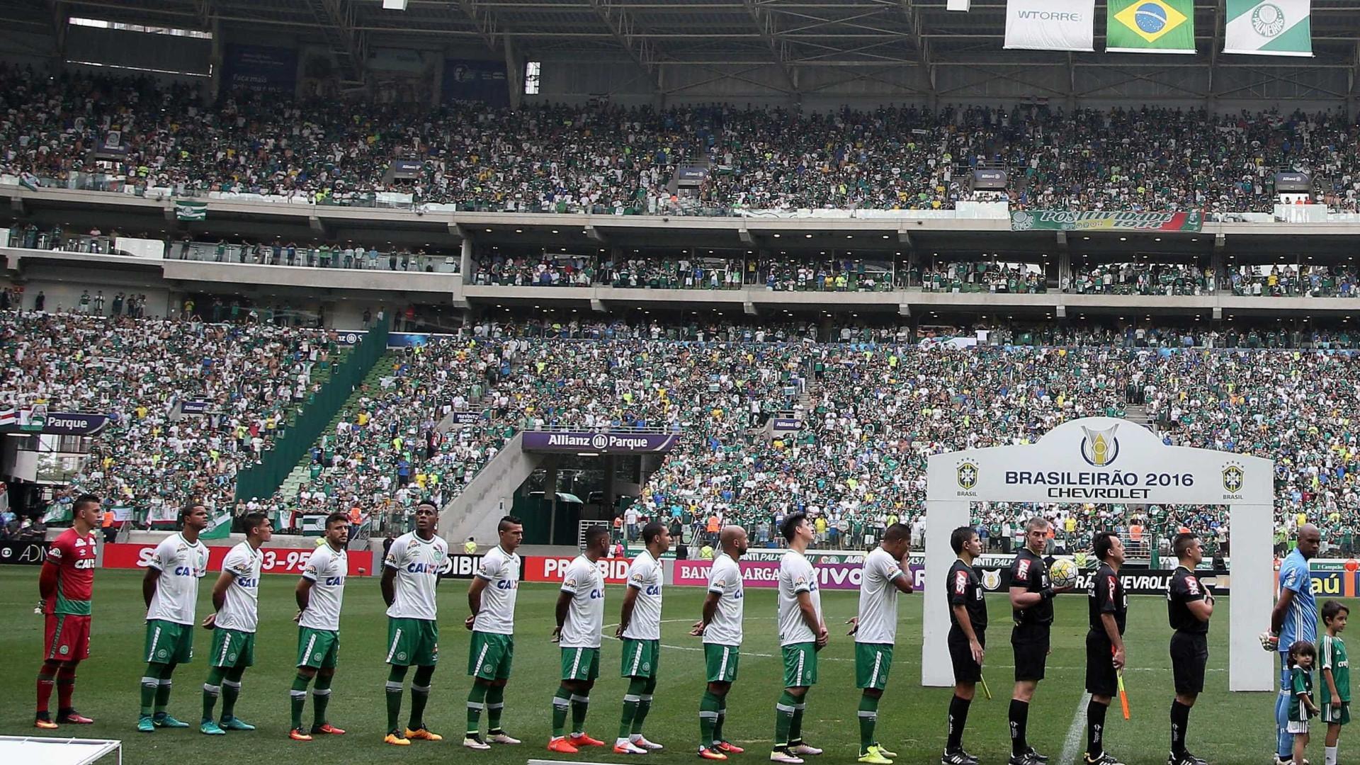 Equipe da Chapecoense mudou de  voo após veto da Anac