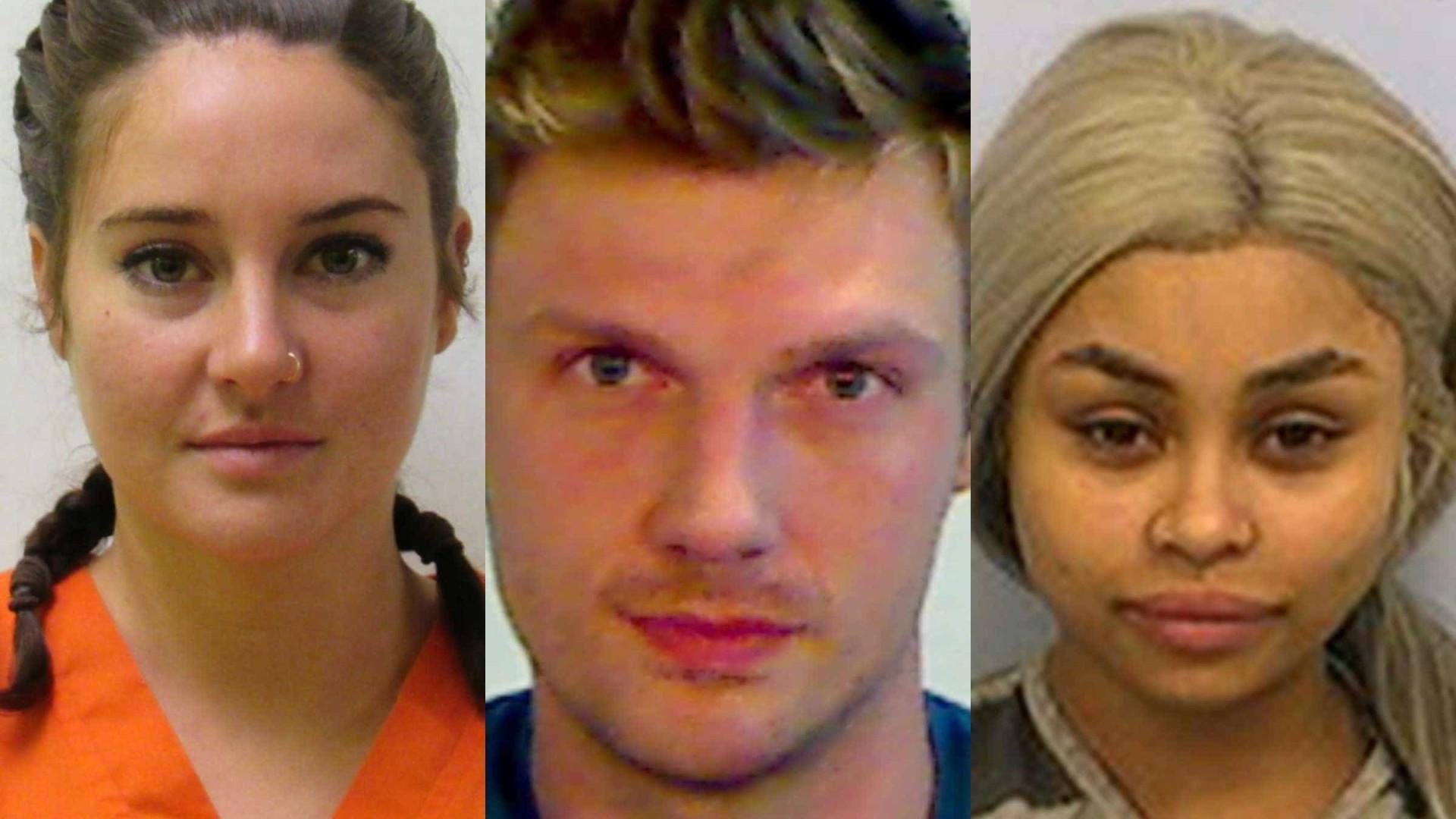Atrás das grades: as celebridades que foram presas em 2016