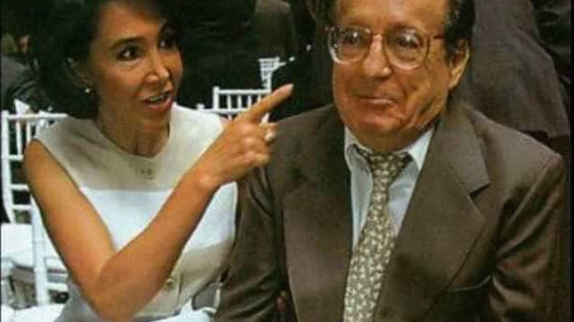 "'Dona Florinda' relembra 2 anos da morte de Bolaños: ""Segue vivo"""