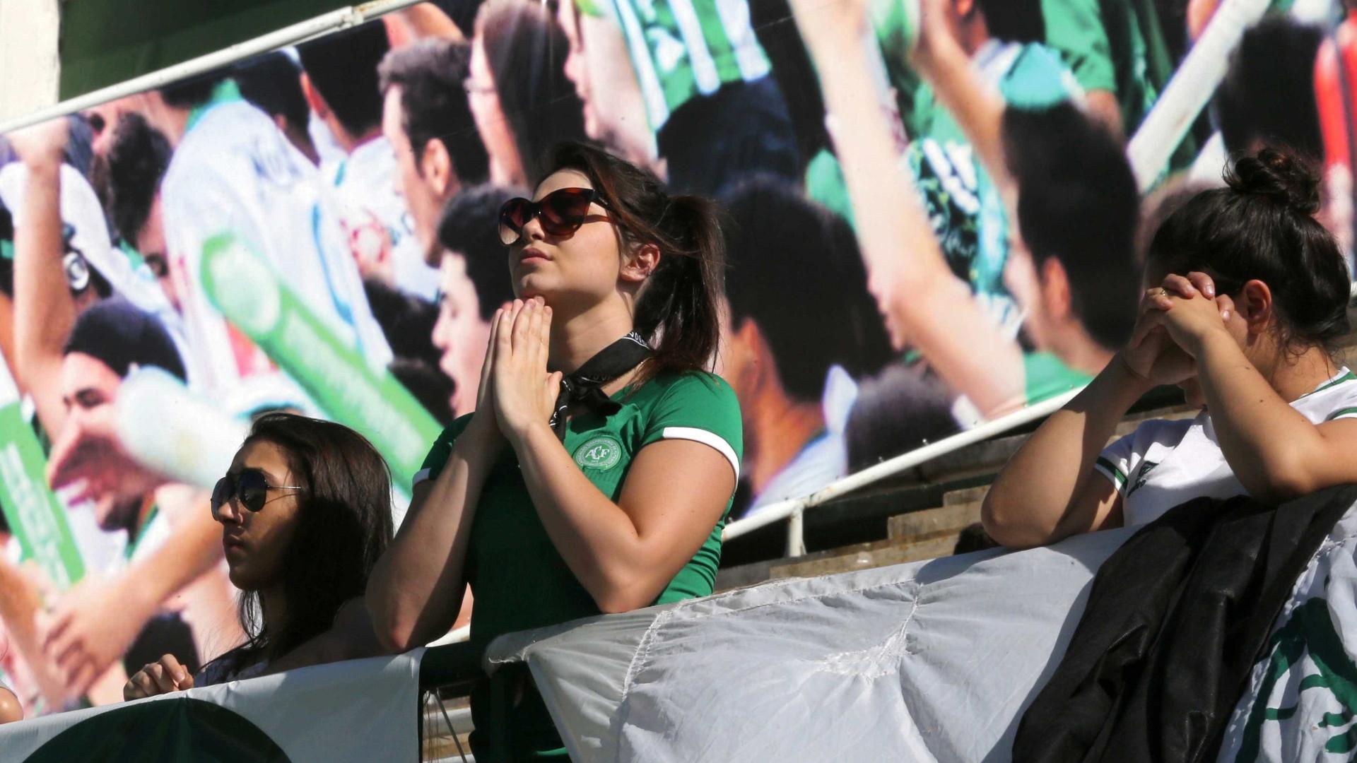Chapecó decreta 30 dias de luto e  suspende festas de fim de ano