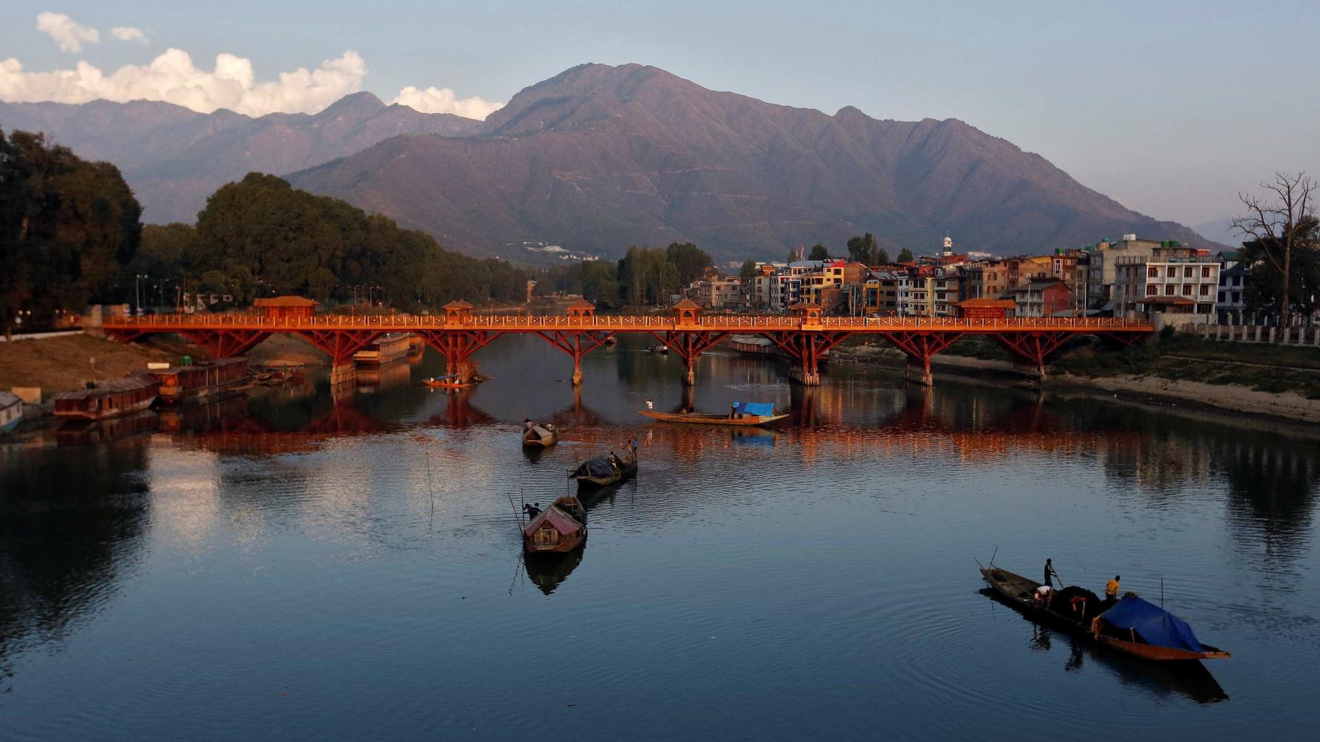 Rio mais extenso do mundo será construído na Índia