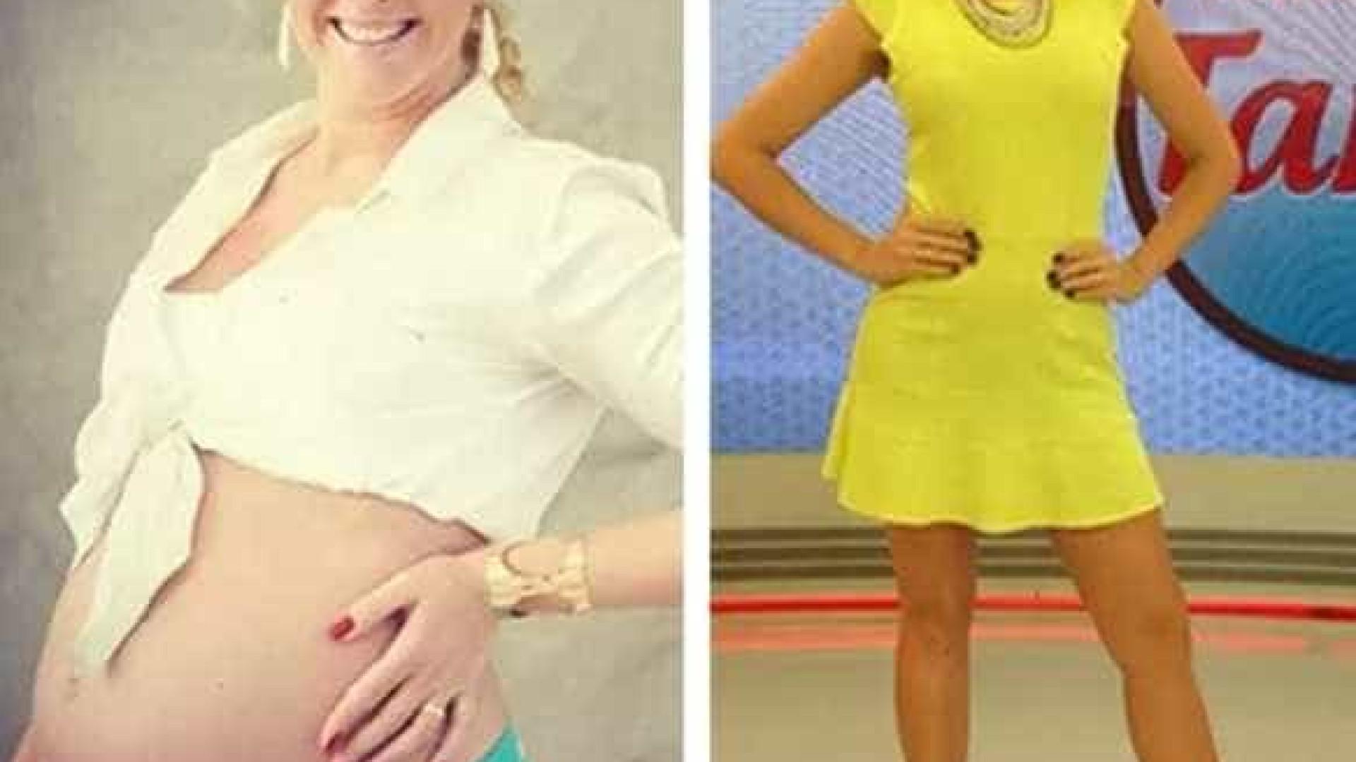 Confira as celebridades que emagreceram logo depois da gravidez