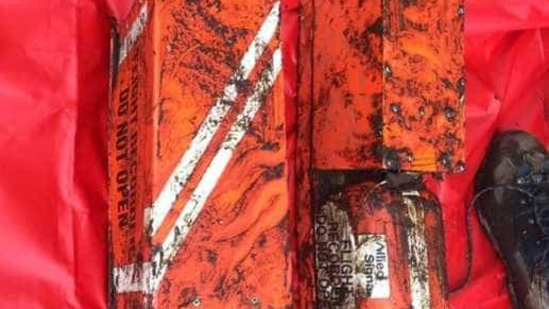 Caixas-pretas do voo da Chape serão abertas na Inglaterra