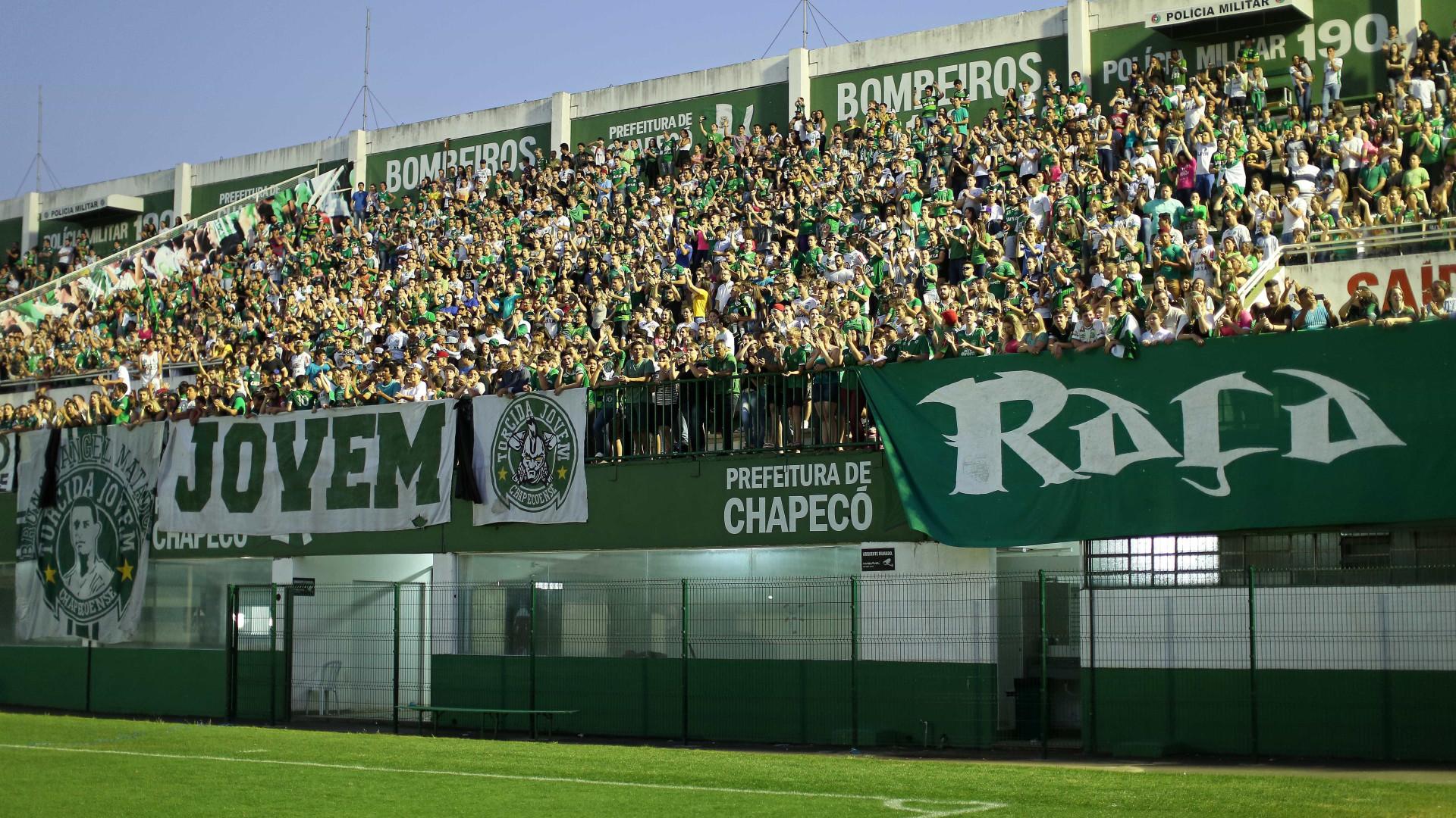 Chape pede à Globo que eleve valor pago por transmissões de jogos