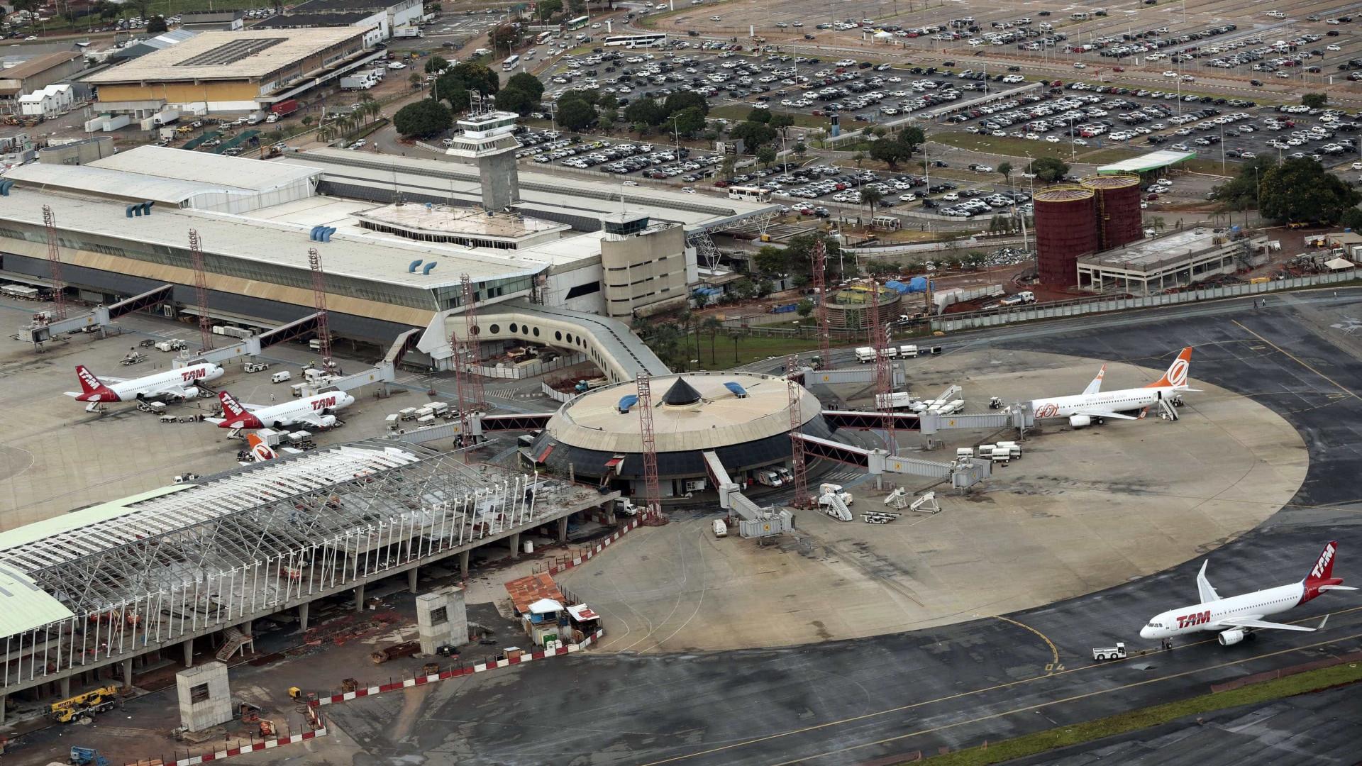 Avião que caiu com Chapecoense fez pouso no DF sem avisar torre