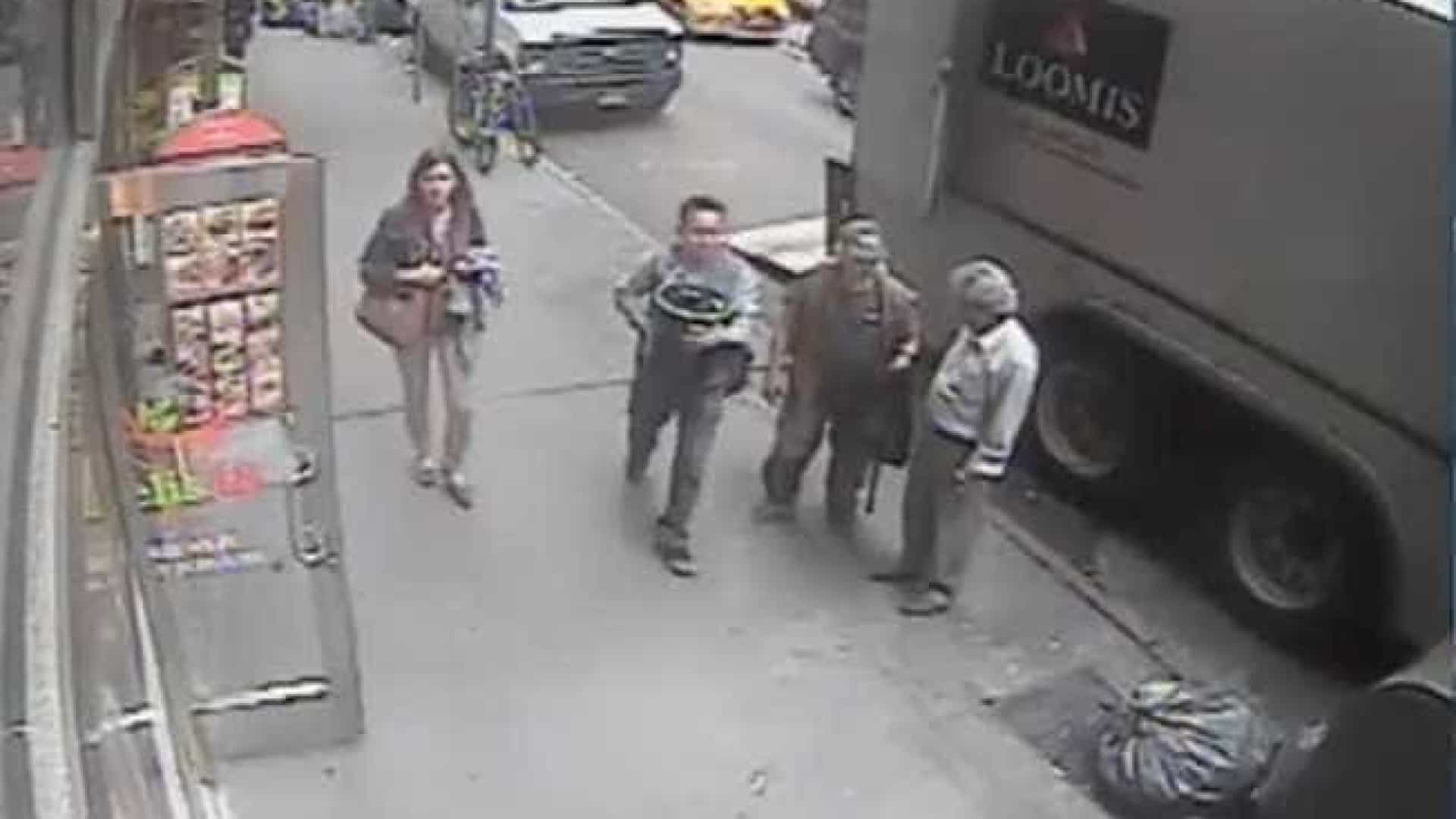 Homem rouba balde de ouro avaliado em mais de R$ 5 milhões em NY; veja