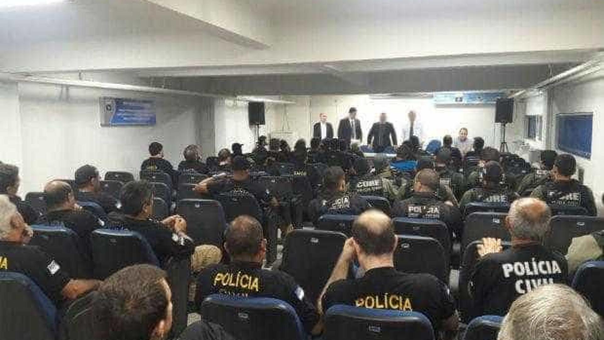 Prefeito de Ribeirão é preso por fraude em coleta de lixo