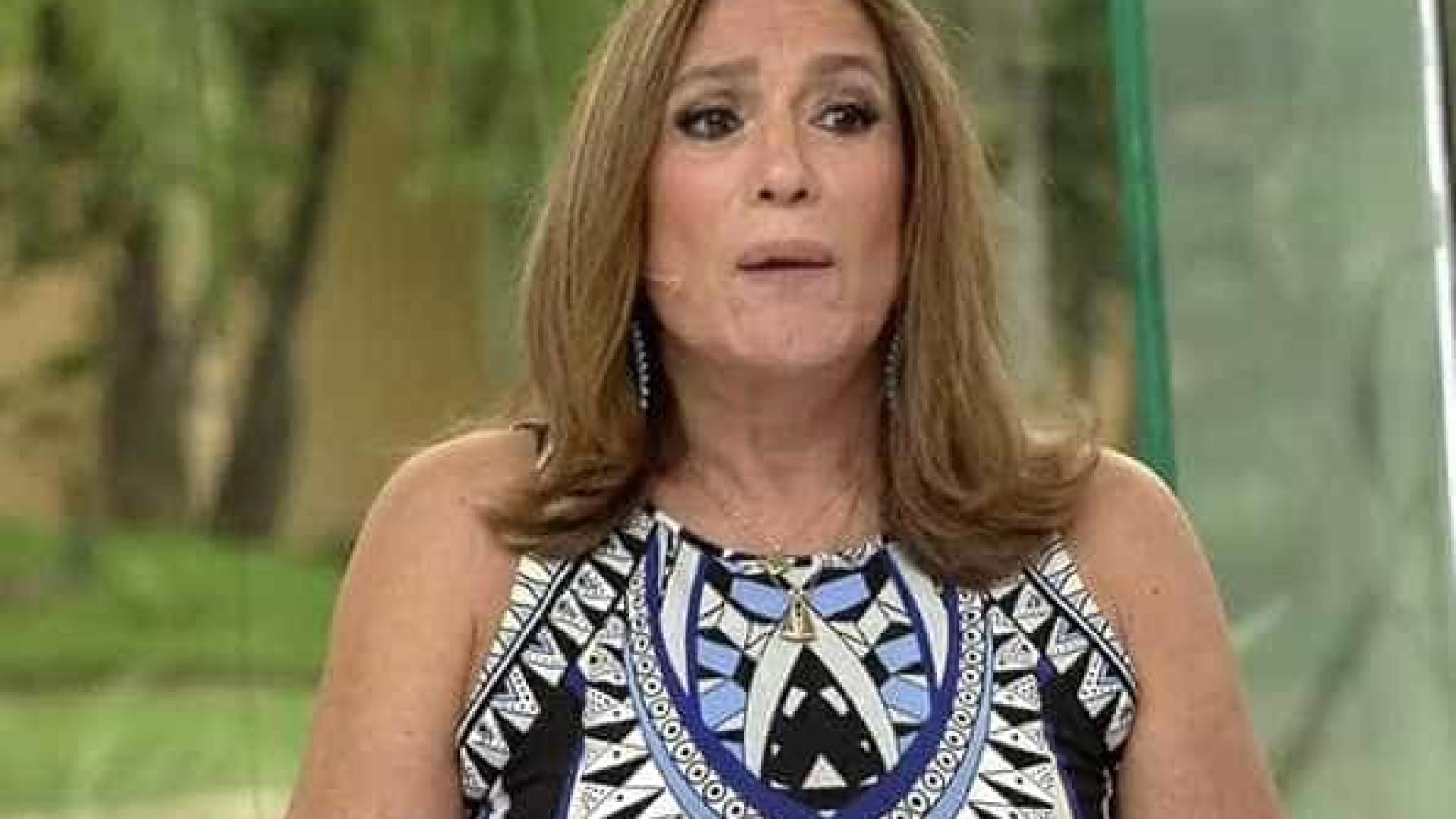Susana Vieira revela porque não aparece na vinheta de final de ano