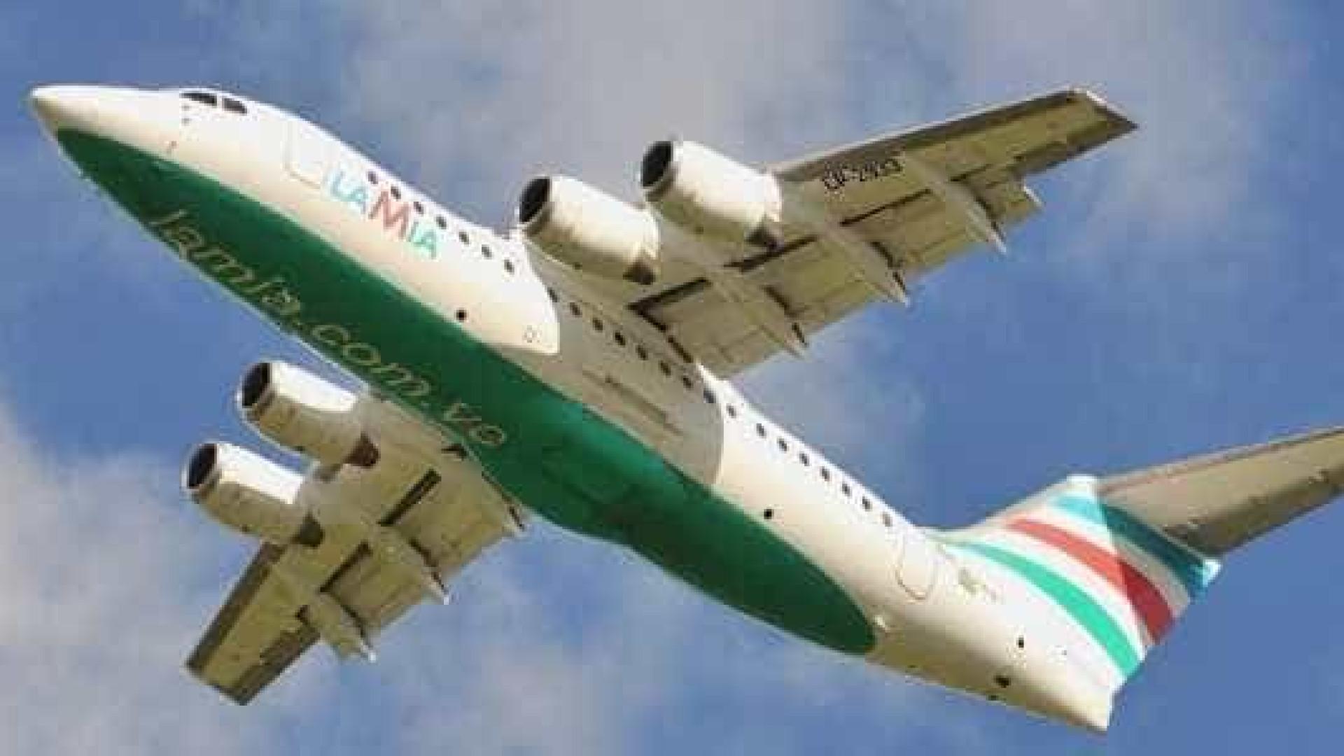VivaColombia nega que seu avião estava em situação de emergência