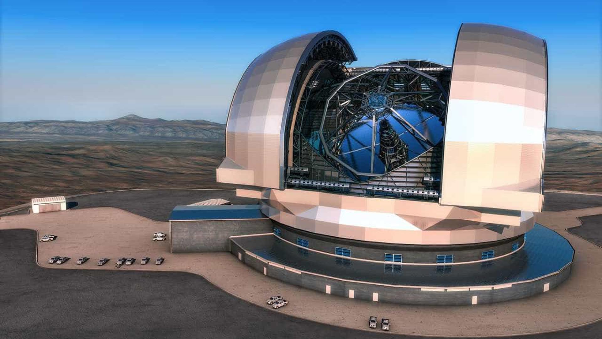 Telescópio para monitorar lixo espacial será montado em MG