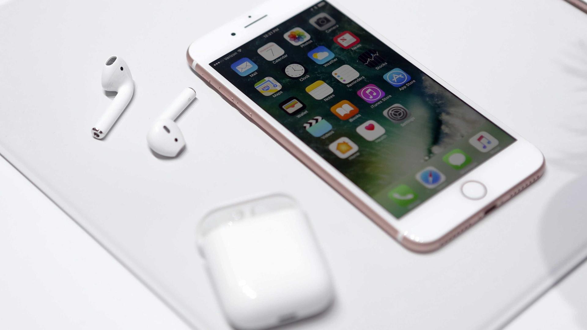 Usuário relata: AirPods da Apple pegou fogo durante uso