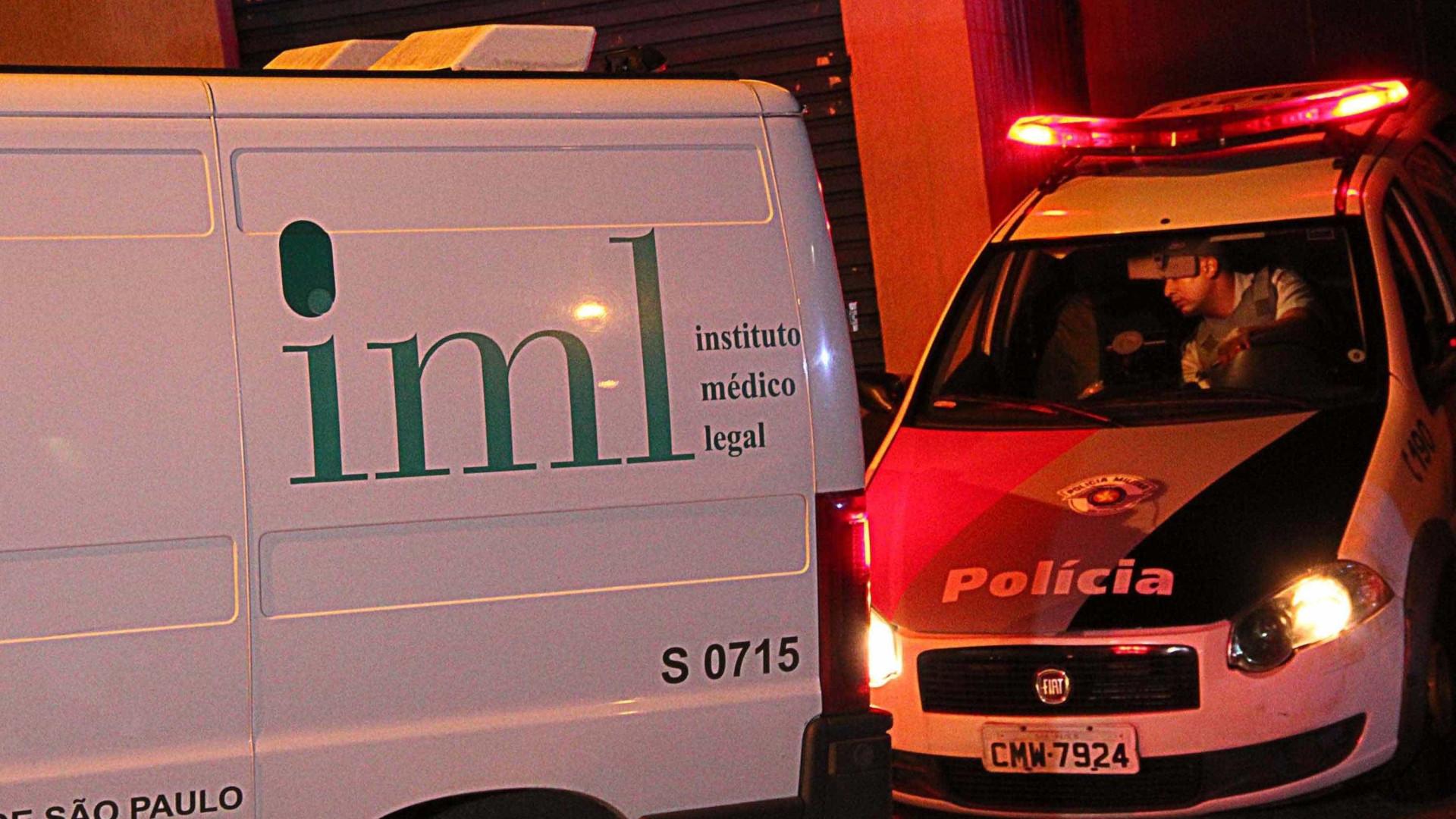 Jovem mata namorada e morre ao pular do 16º andar de edifício em SP