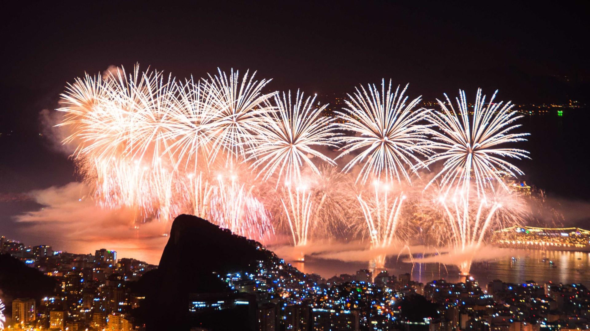 Copacabana terá queima de fogos maior e com trilha sonora surpresa