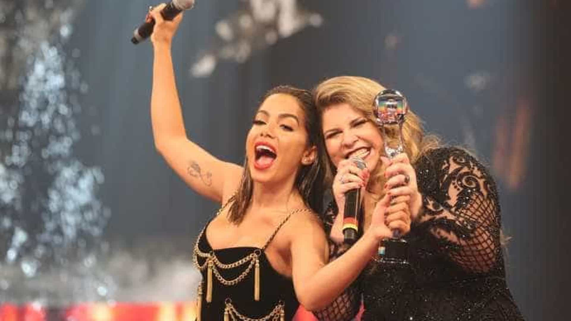 Namorado de Marília Mendonça contesta vitória de Anitta em premiação