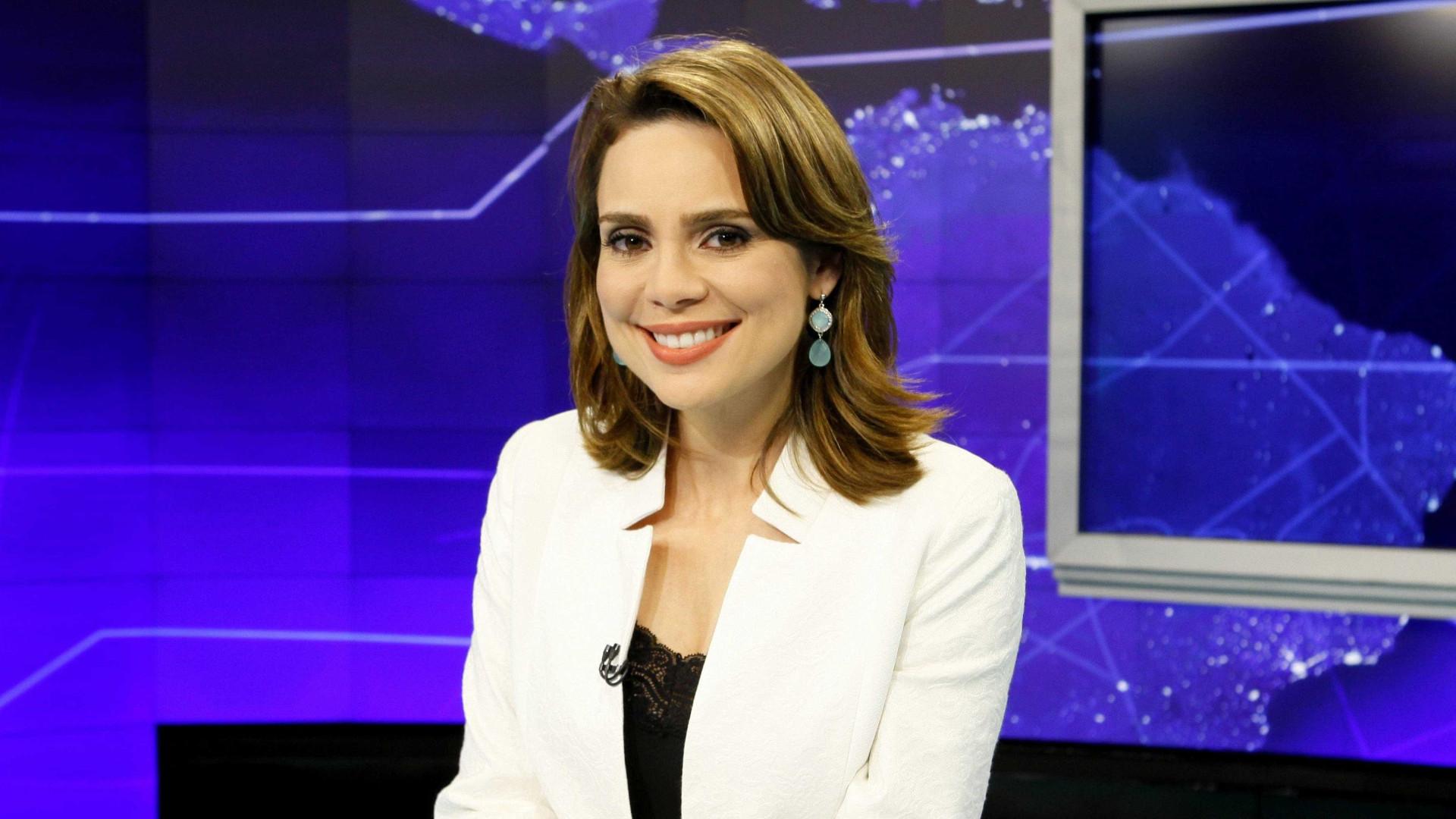 Rachel Sheherazade vira dúvida no SBT
