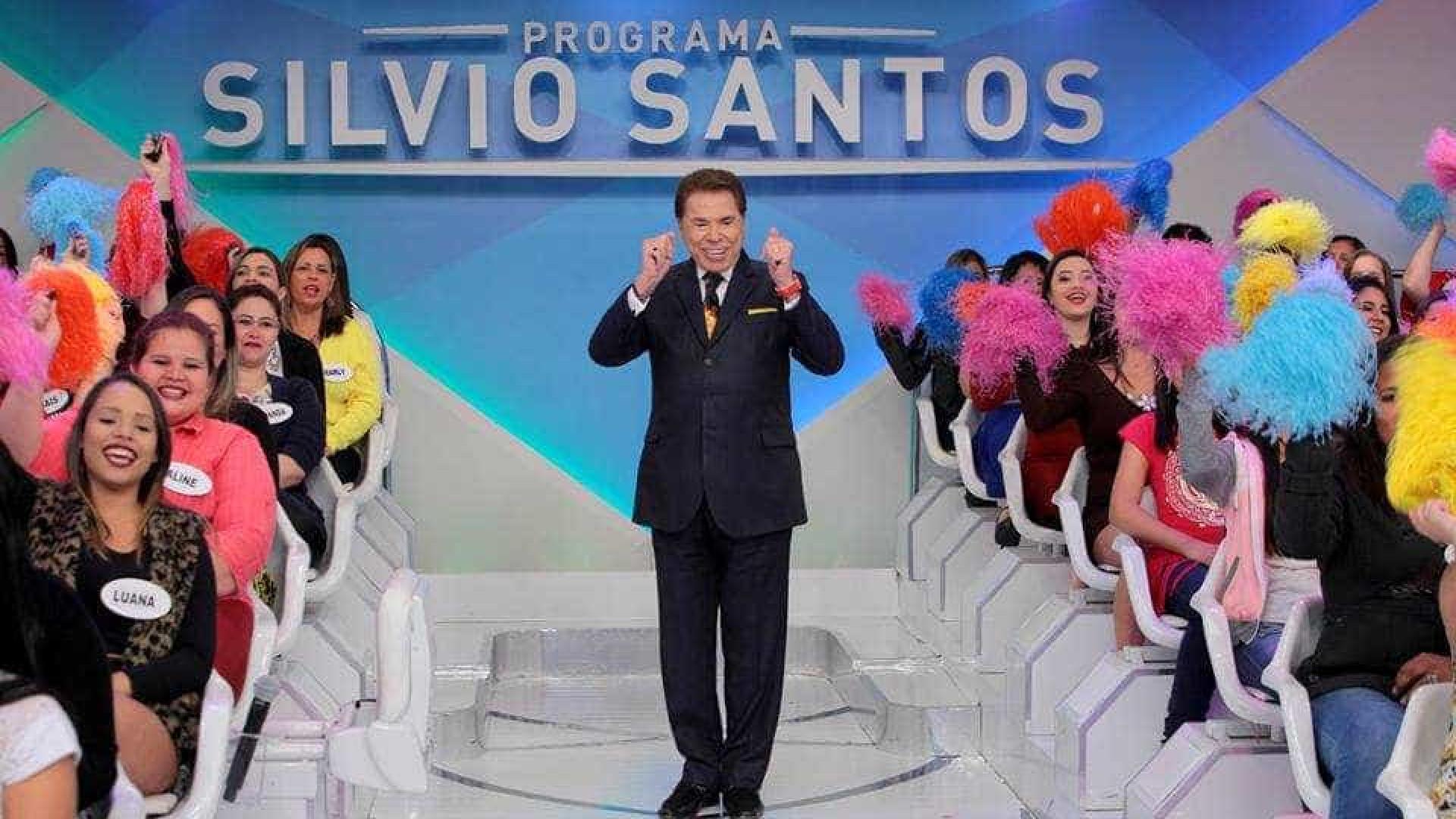 Silvio Santos cria perfil no Twitter