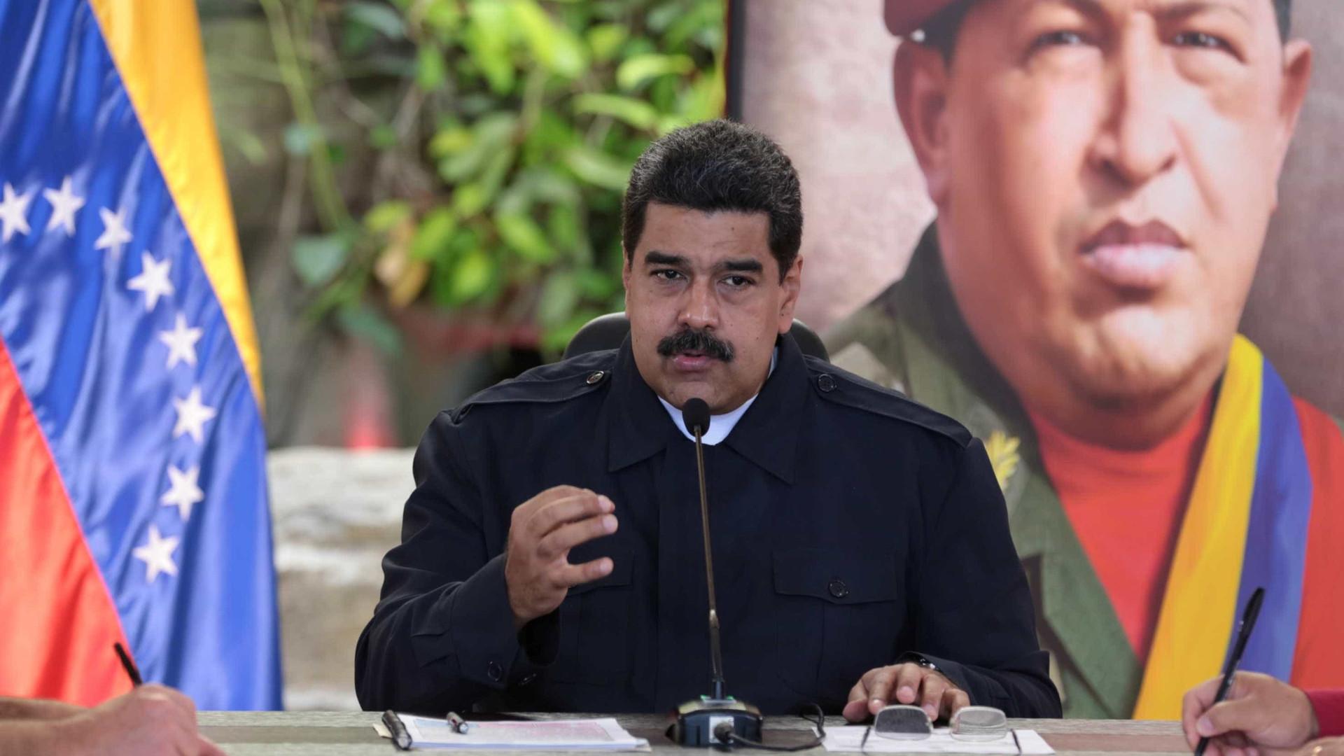Maduro denuncia tentativa de golpe  de Estado na Venezuela