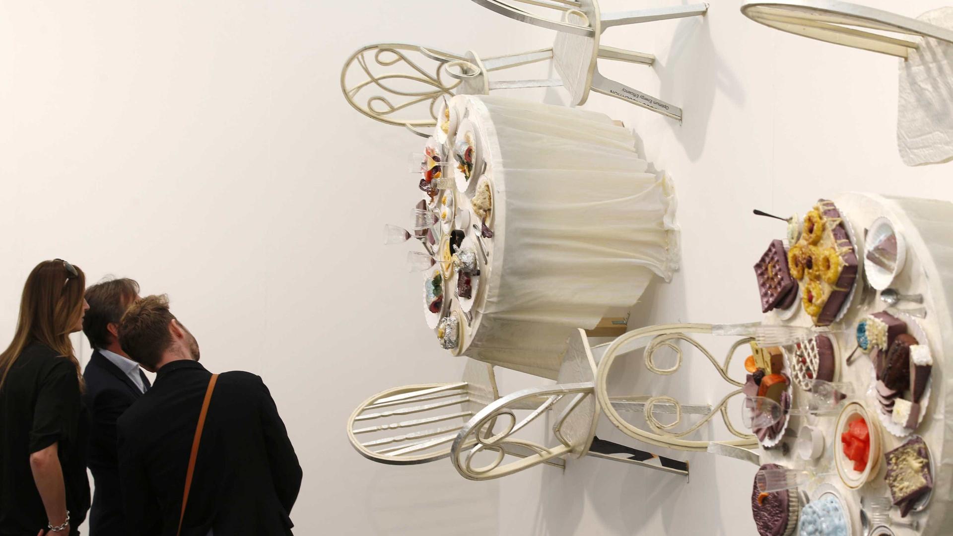 Feira de arte Frieze, em Nova York, terá 11  galerias de SP e Rio
