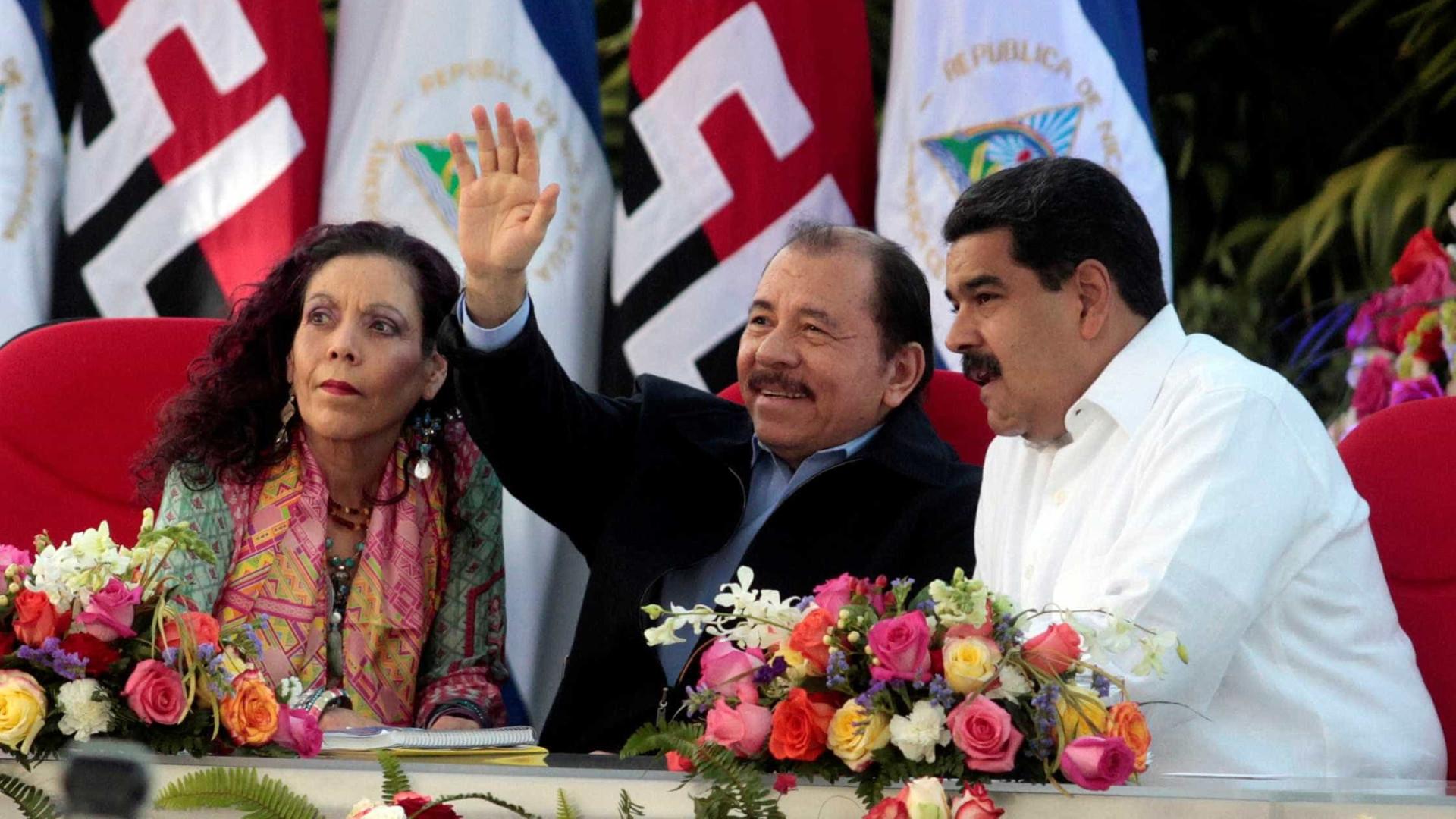 Daniel Ortega assume 4º mandato  como presidente da Nicarágua
