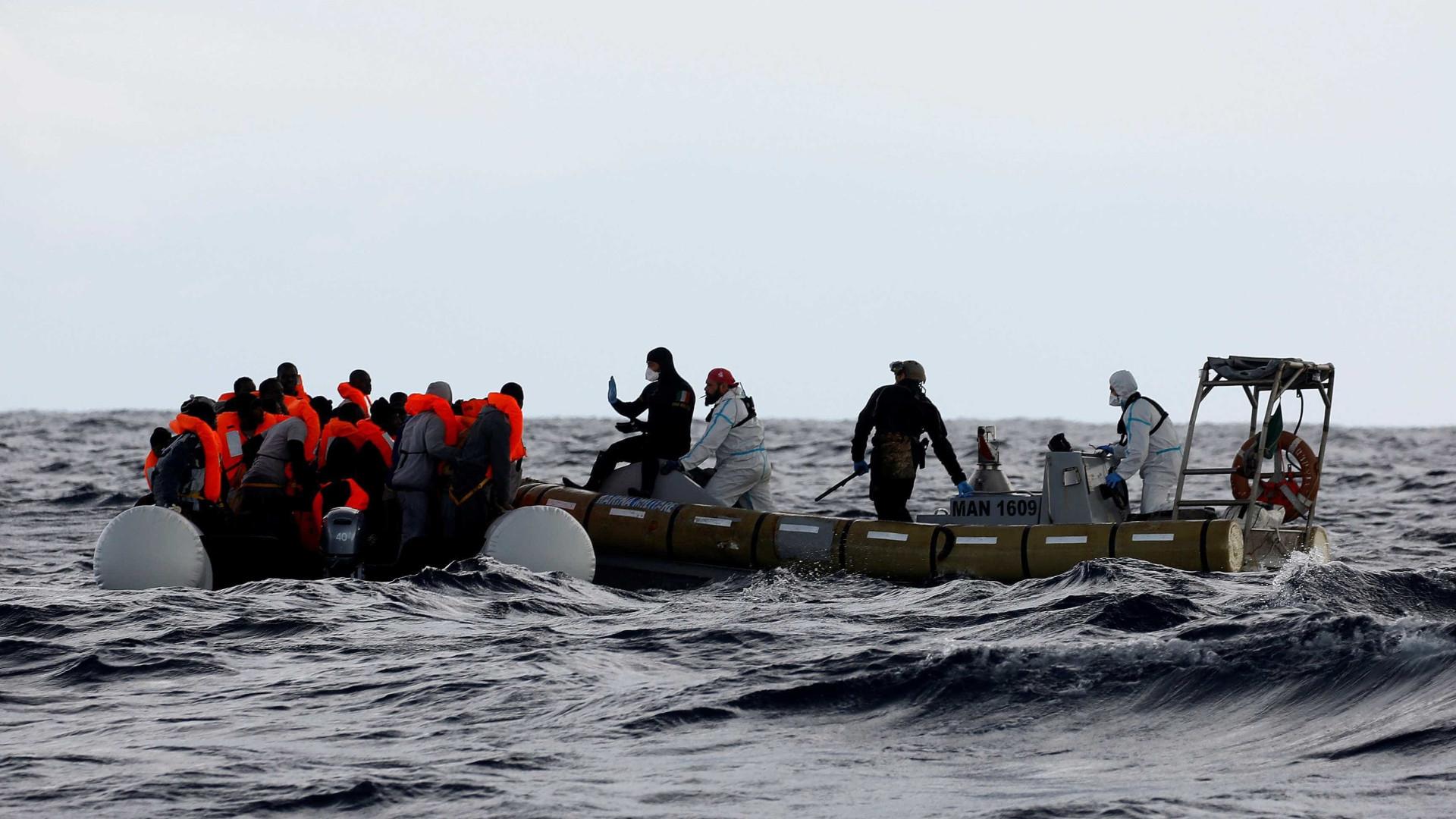 Naufrágio deixa quase 20 imigrantes mortos no Chipre