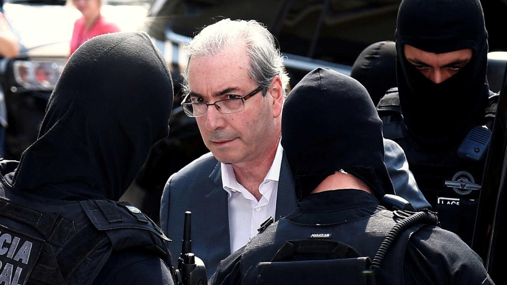 Ministros do STF discutem concessão  de habeas corpus a Cunha