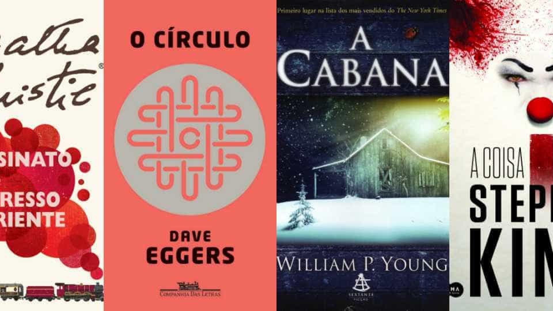 Sete livros que você pode ler antes  de estrearem nos cinemas
