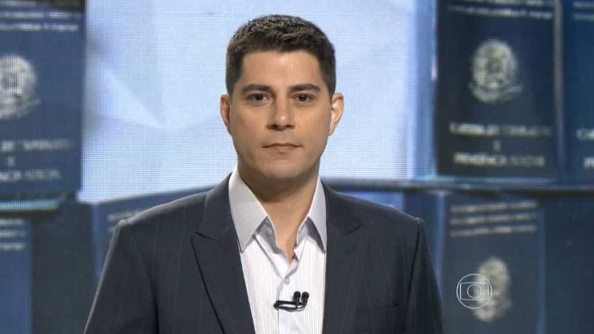 Evaristo Costa assina contrato de R$ 200 mil para ser garoto-propaganda
