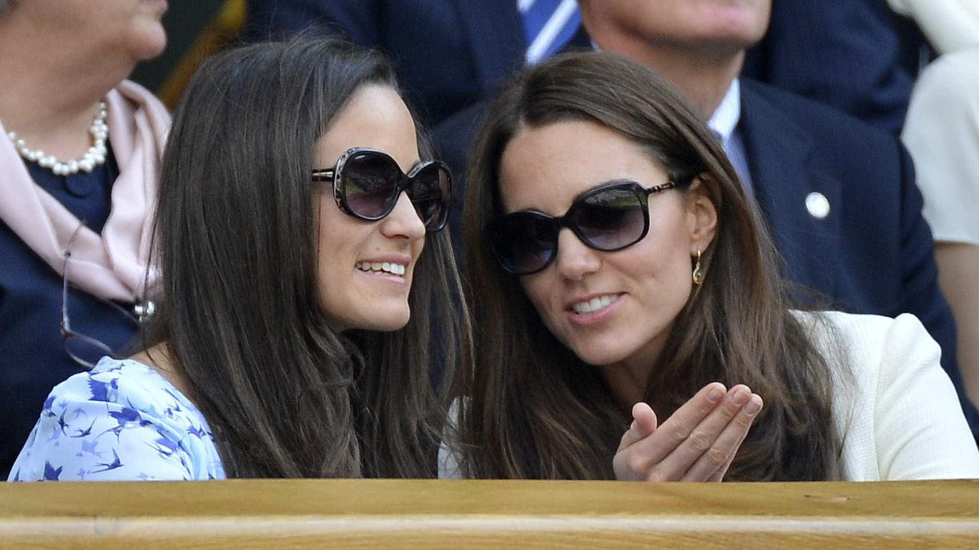 Pippa Middleton se casa neste sábado e  realeza se agita para festa