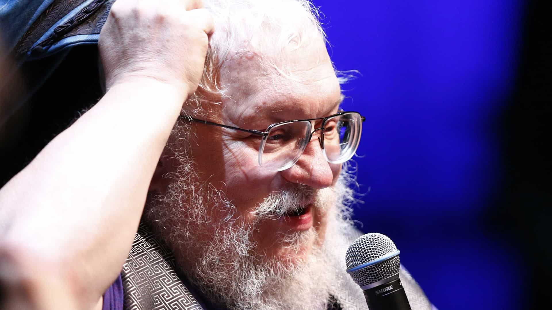 George R.R. Martin revela discordar de 