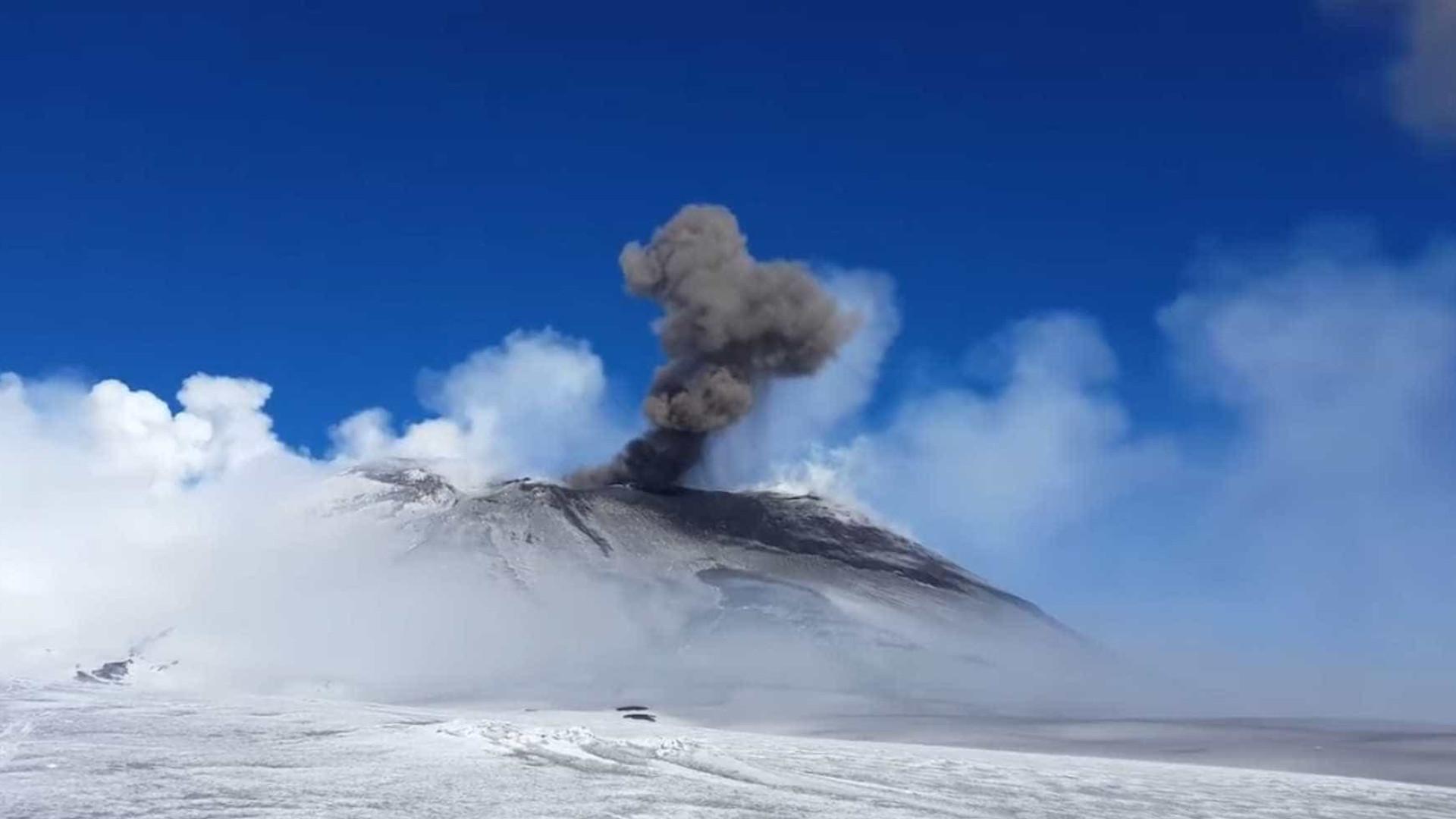 Filipinas eleva alerta para erupção de vulcão e gera pânico