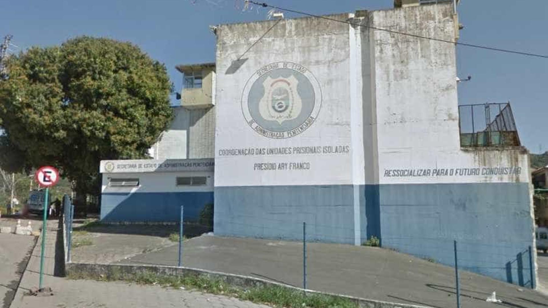 Eike ficará em presídio superlotado na Zona Norte do Rio