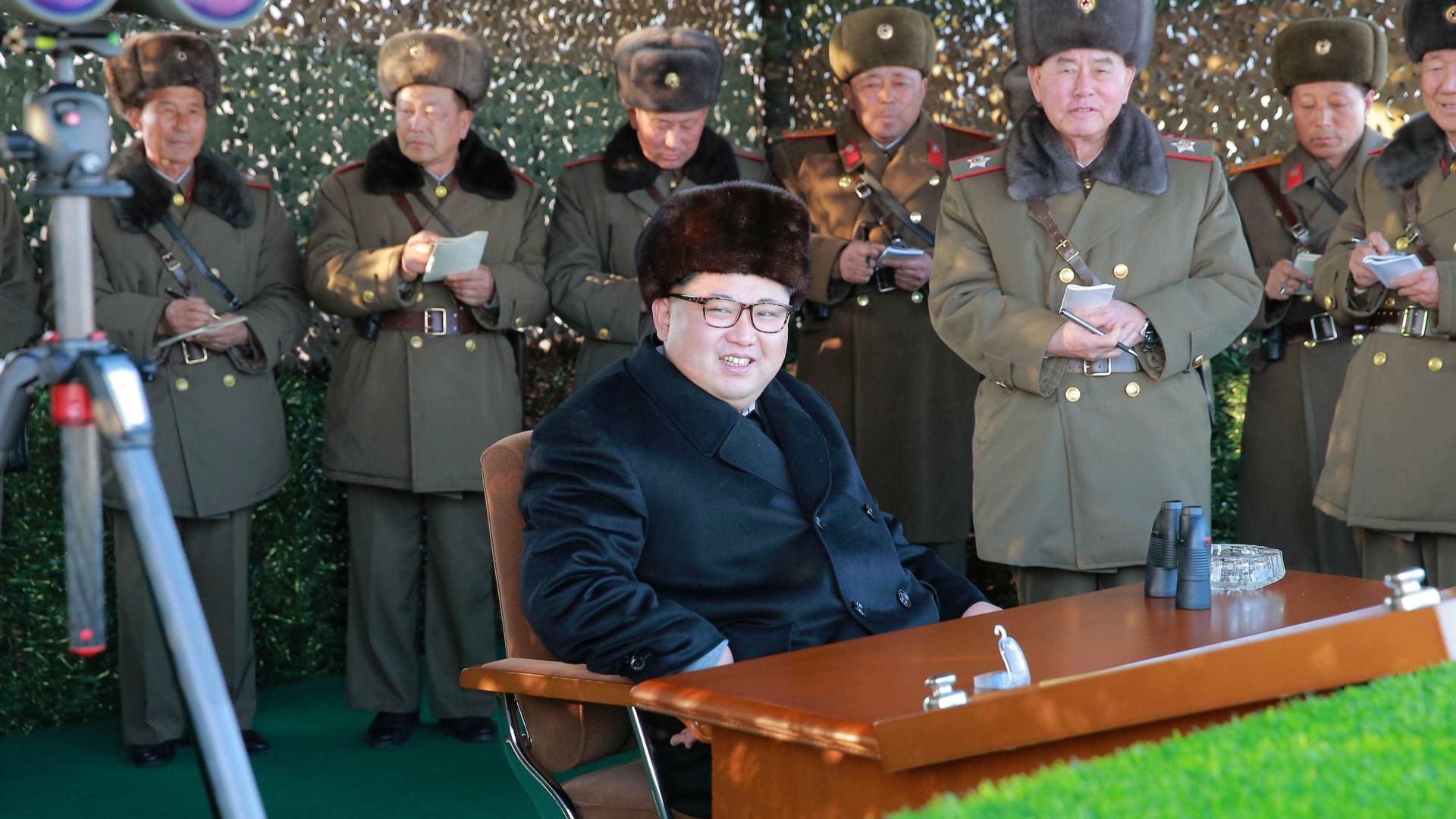 Coreia do Norte nomeia delegados para diálogo com Seul