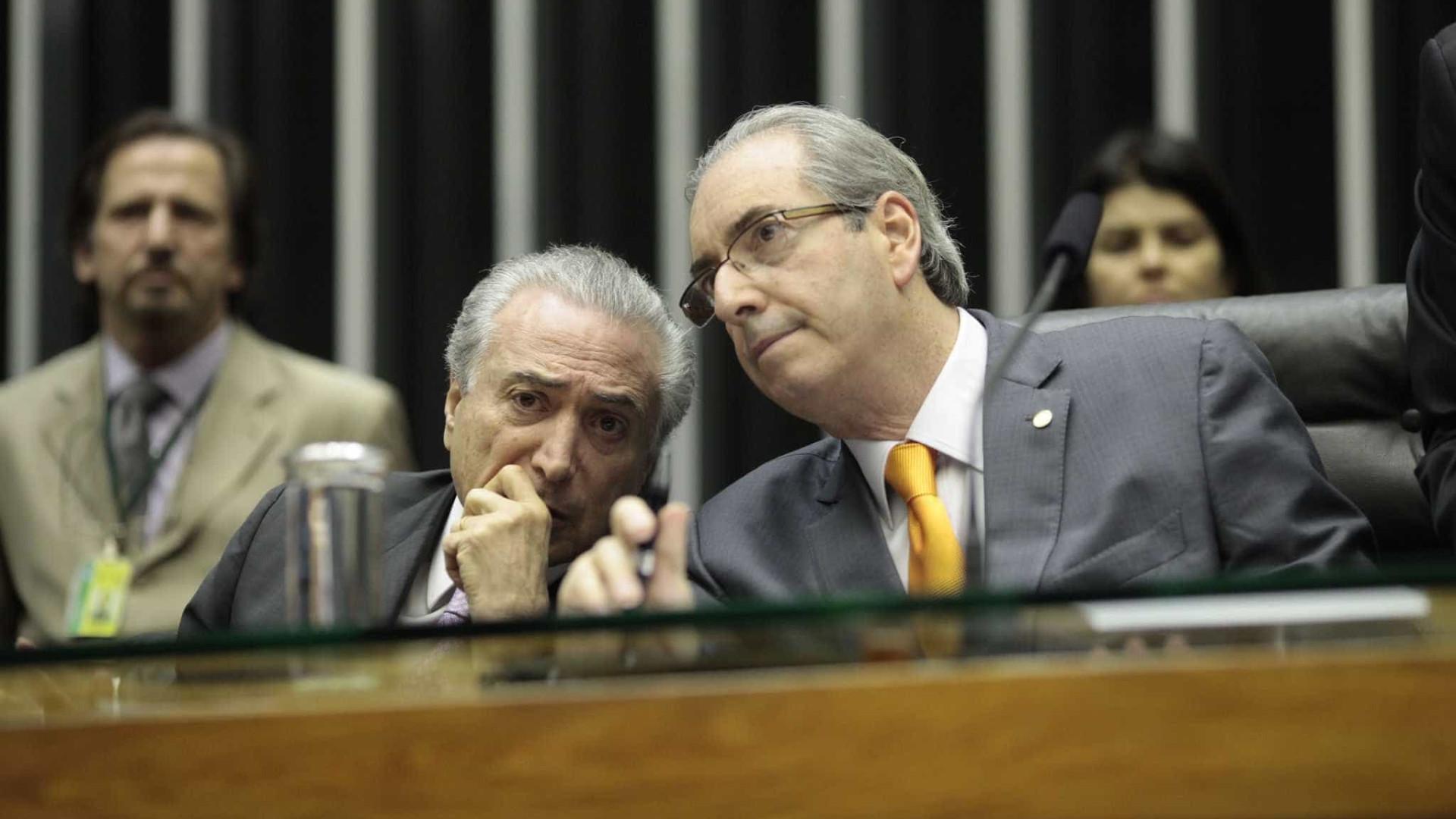 Joesley diz ter pago R$ 170 mi a grupo de Cunha e Temer por empréstimos