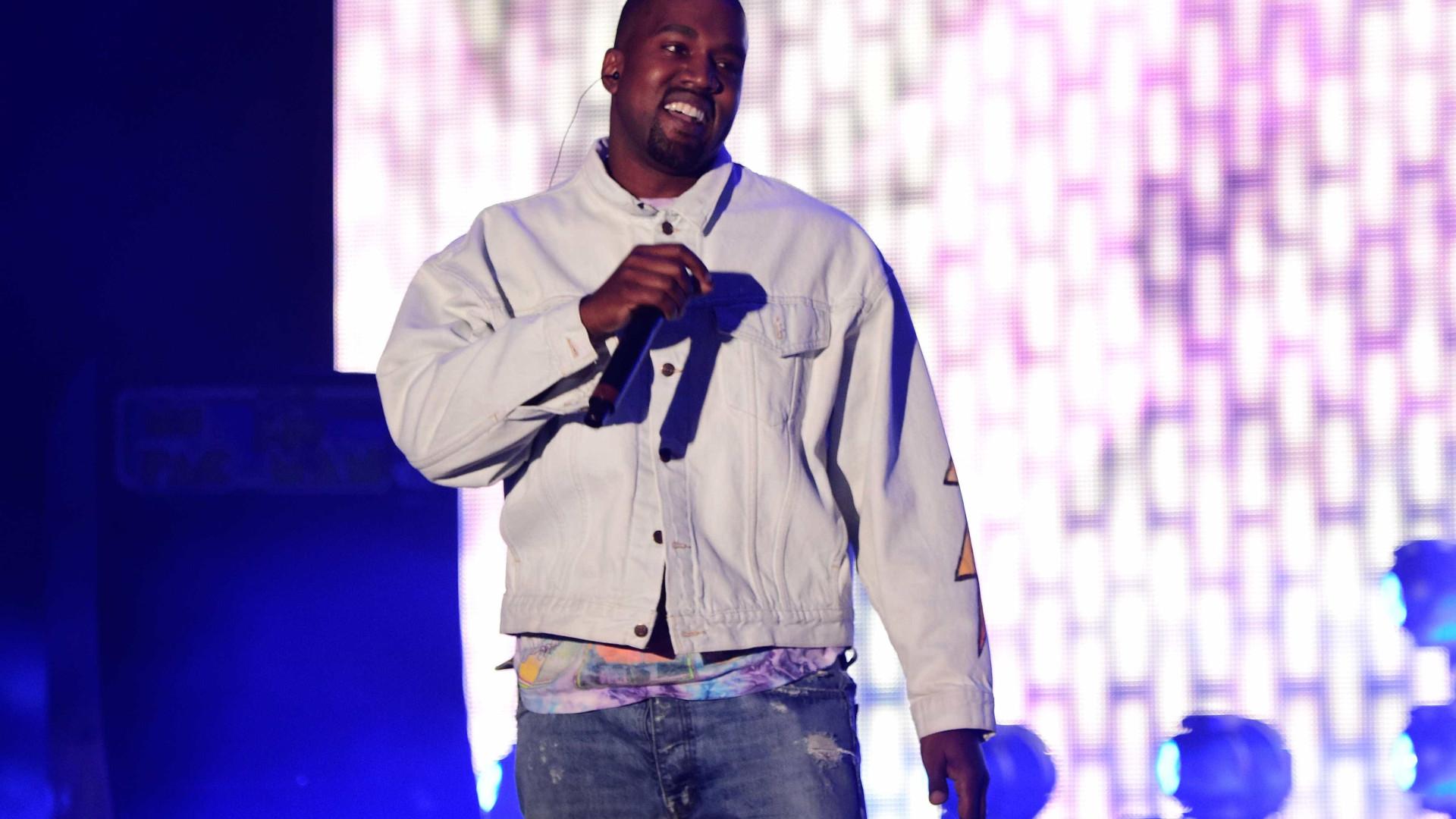 Kanye West dá declaração polêmica sobre escravidão